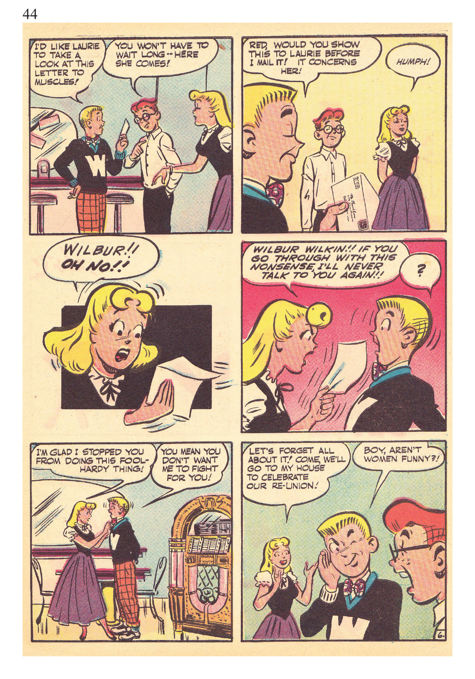 Read online The Best of Archie Comics comic -  Issue # TPB 2 (Part 1) - 46
