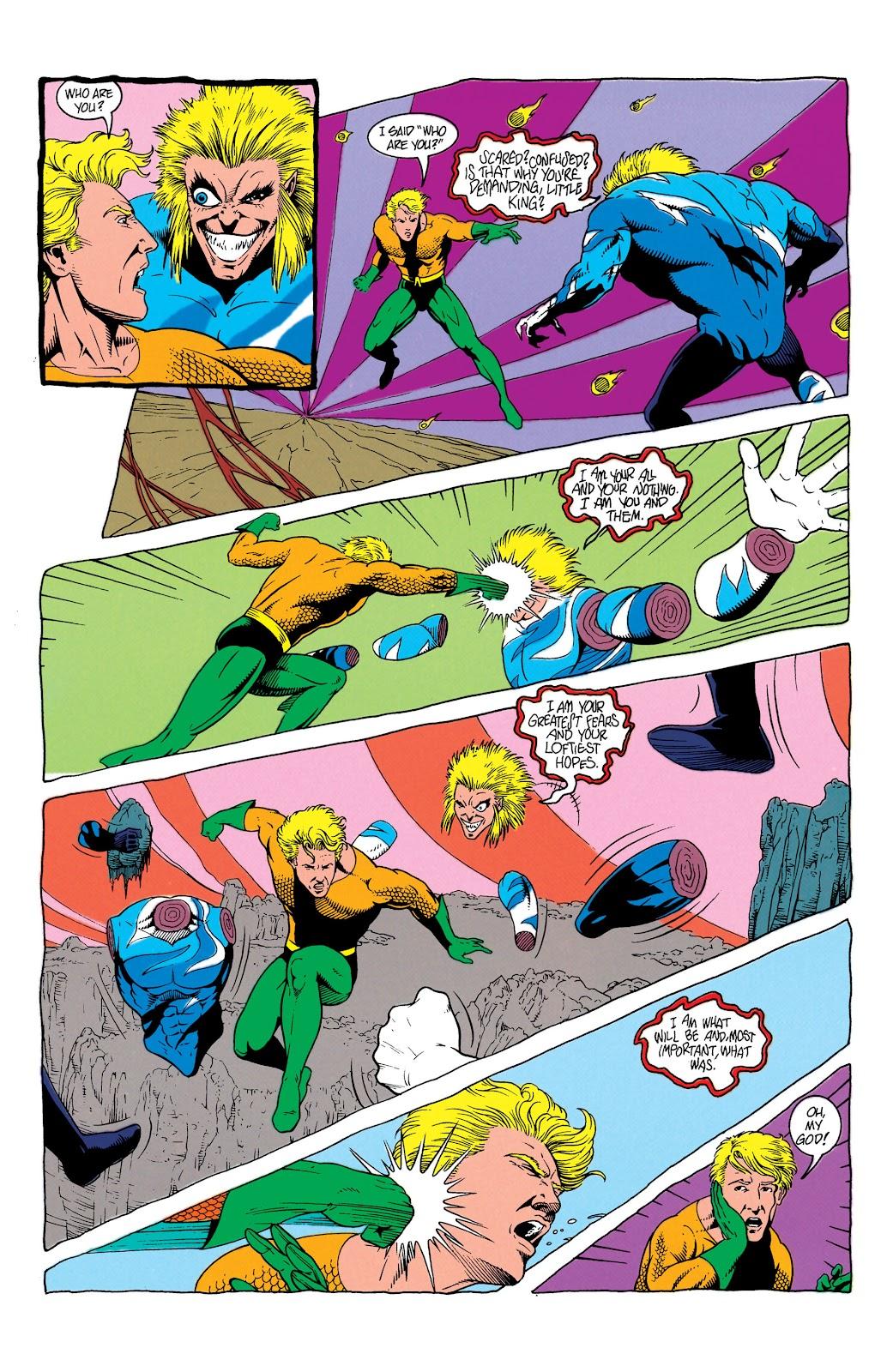 Aquaman (1991) Issue #7 #7 - English 3