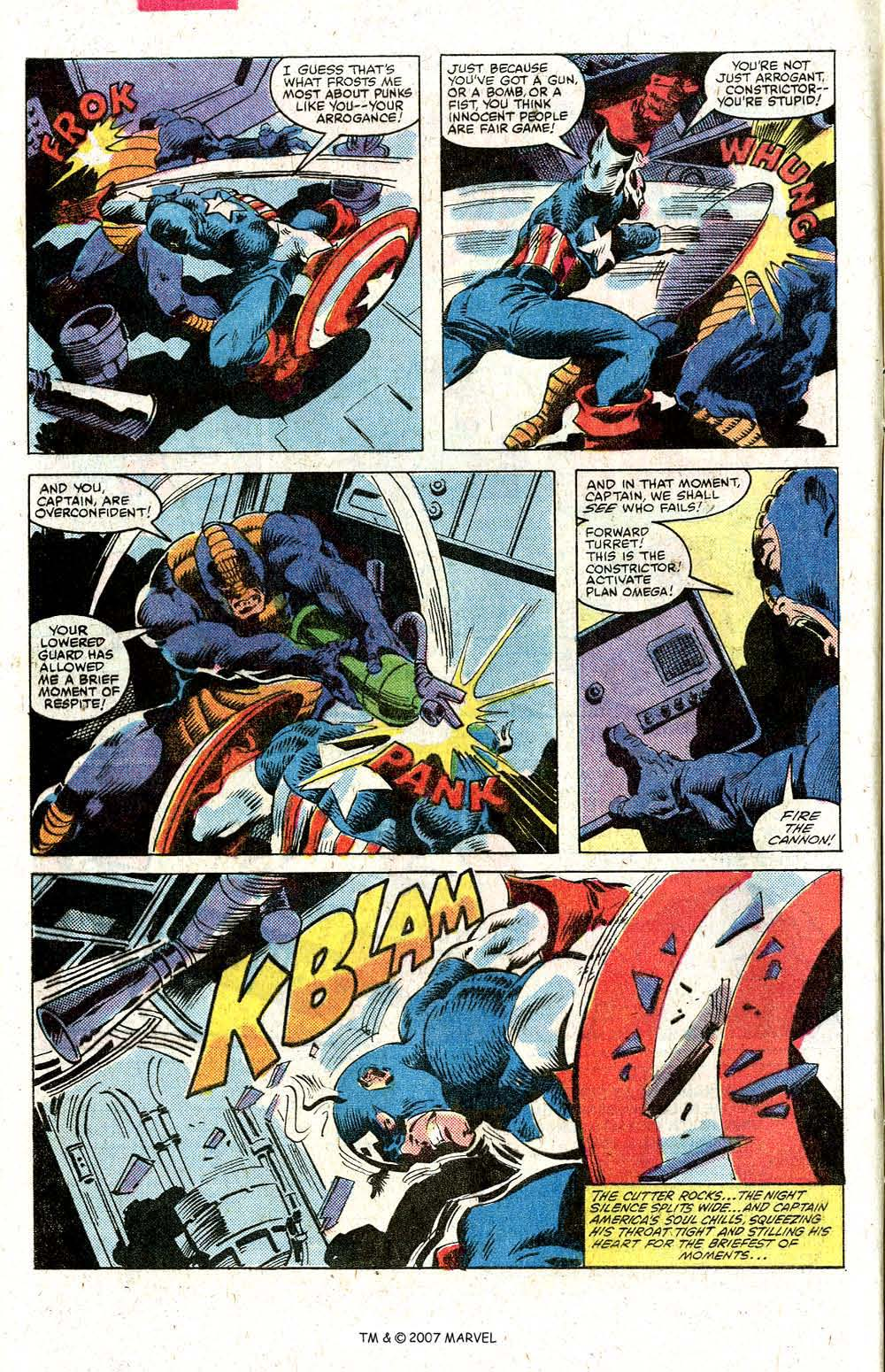 Captain America (1968) _Annual 5 #5 - English 8