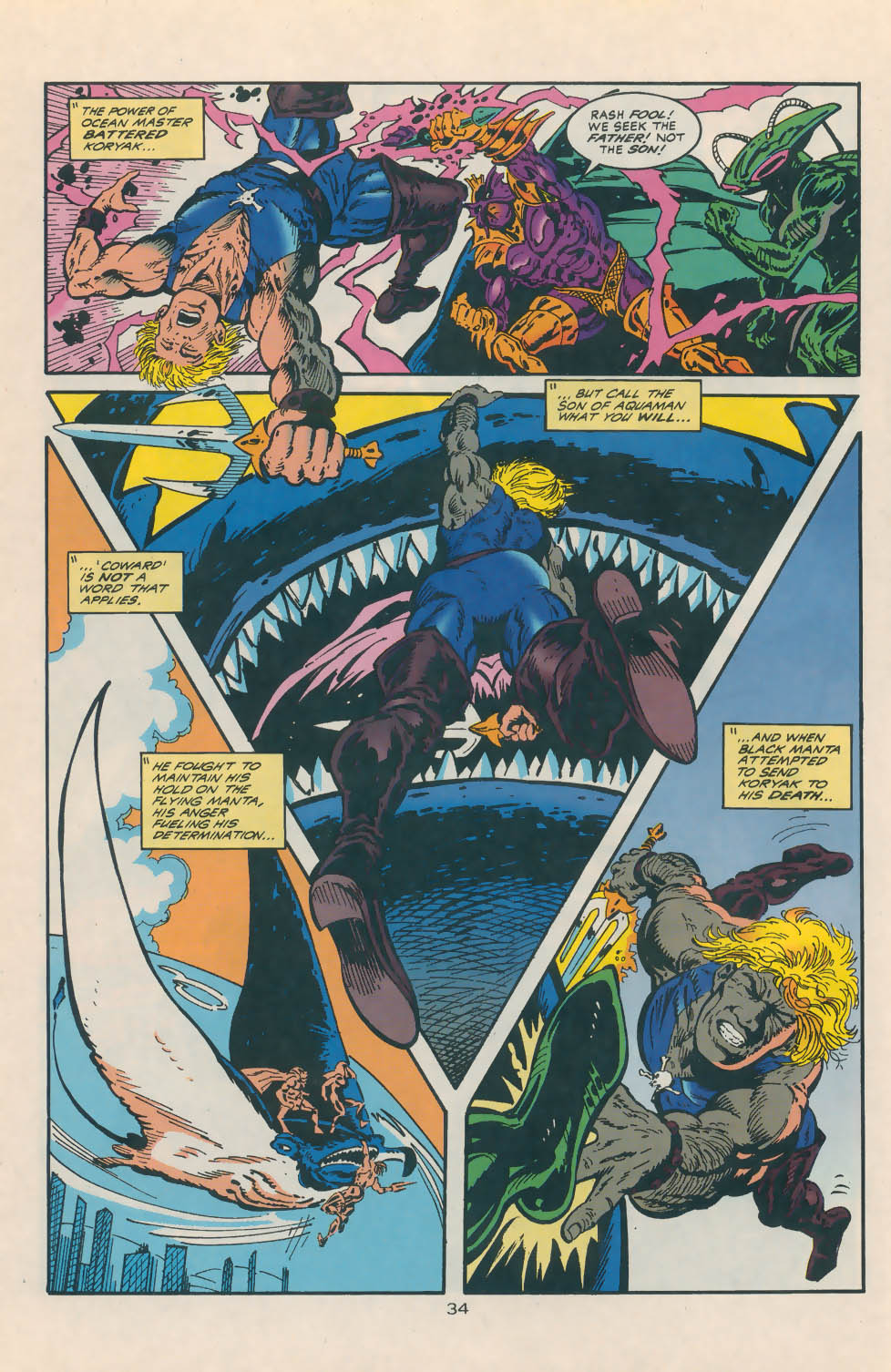 Aquaman (1994) _Annual 2 #2 - English 35