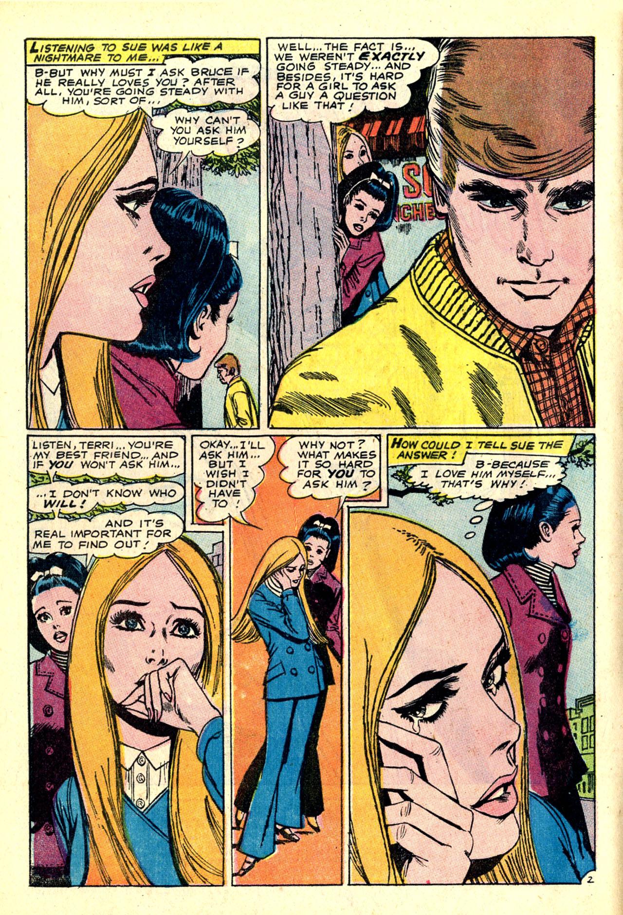 Read online Secret Hearts comic -  Issue #132 - 39