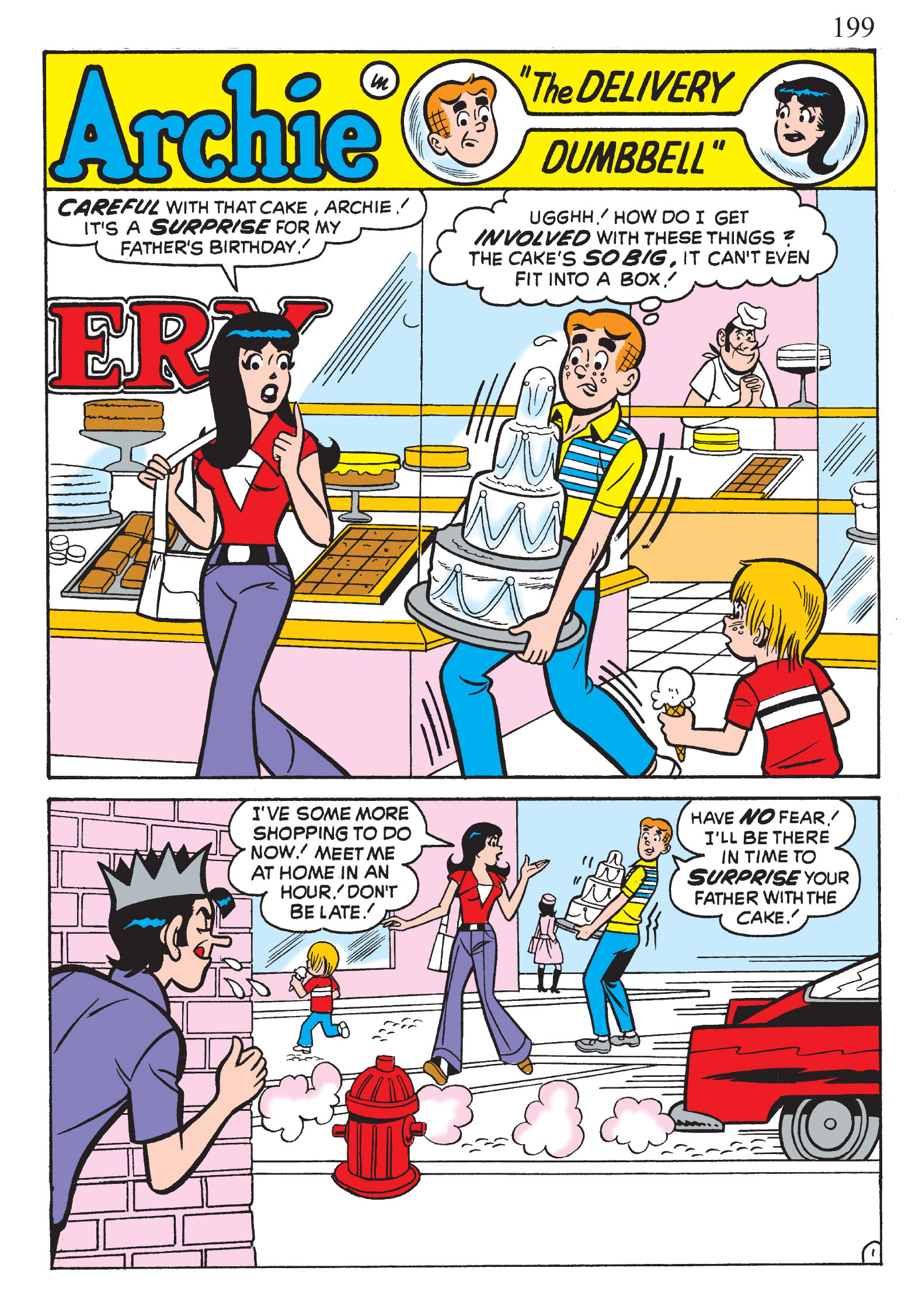 Read online The Best of Archie Comics comic -  Issue # TPB 2 (Part 1) - 201