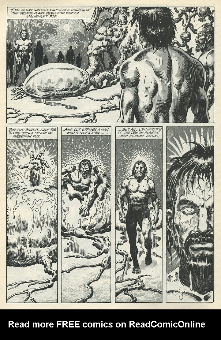The Savage Sword Of Conan Issue #139 #140 - English 34