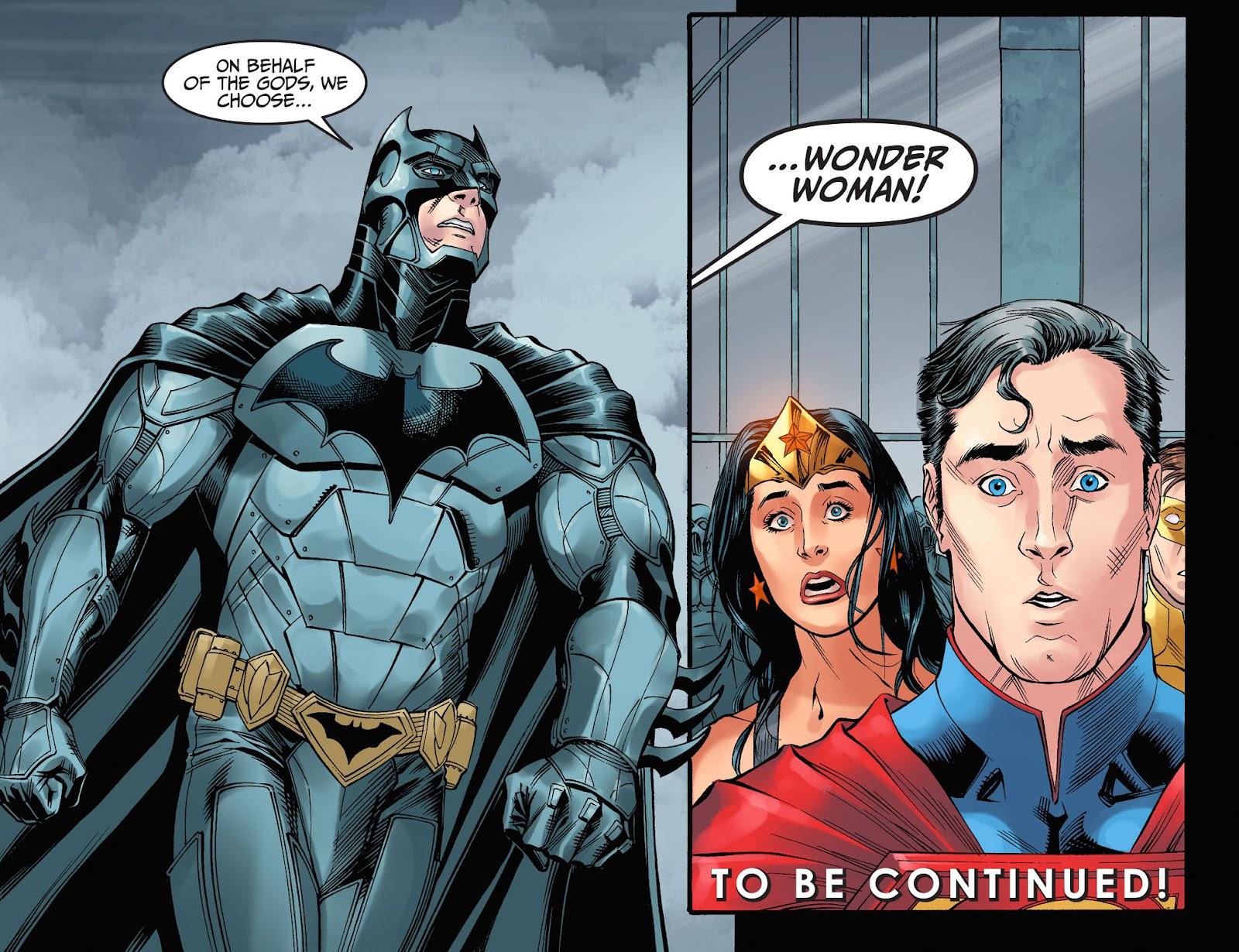 Injustice: Gods Among Us Year Four Issue #7 #8 - English 23