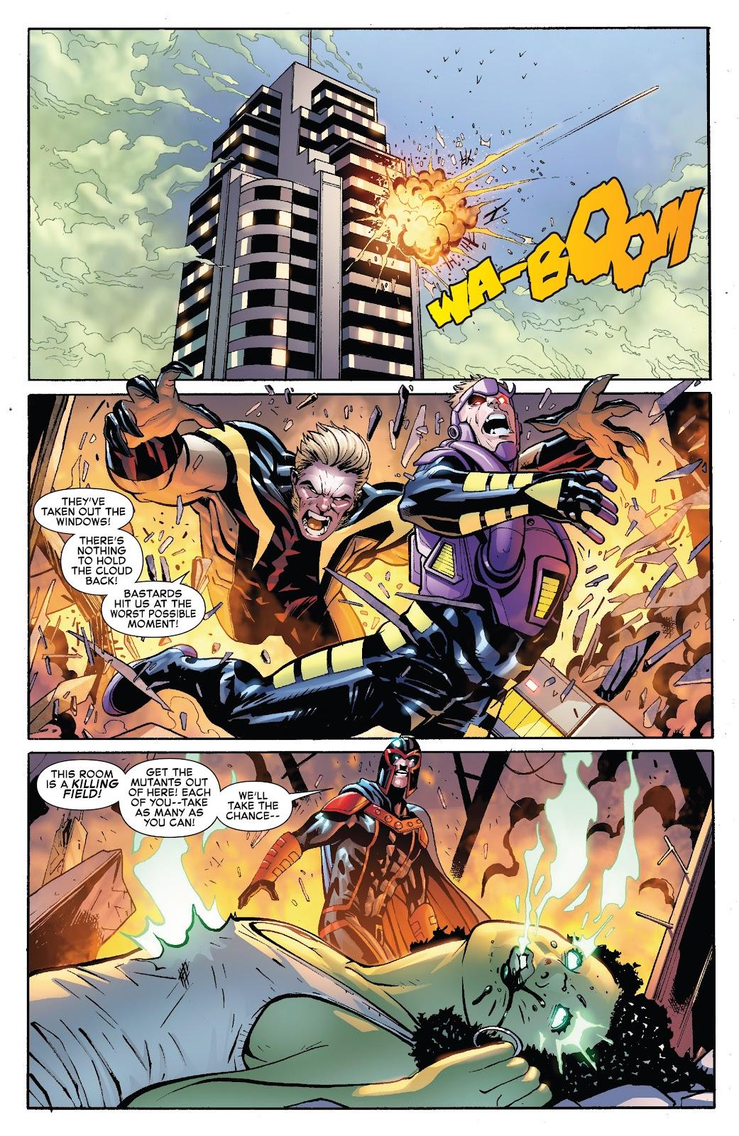 Civil War II: X-Men Issue #1 #1 - English 12