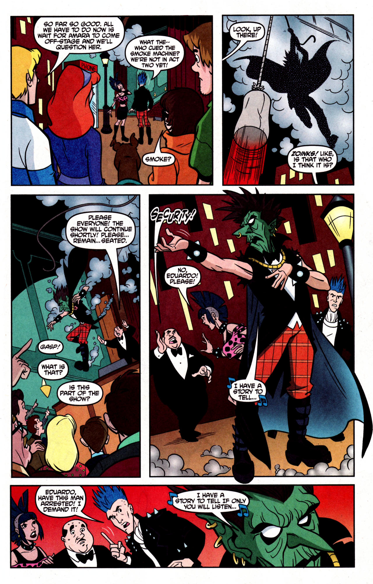Read online Scooby-Doo (1997) comic -  Issue #128 - 8