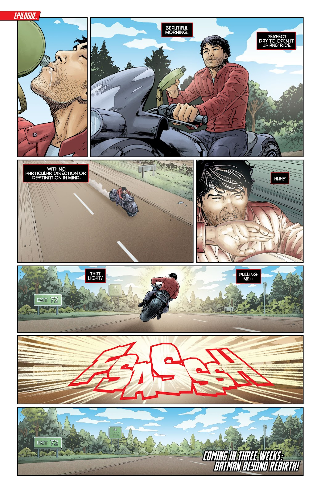 Batman Beyond (2015) Issue #16 #16 - English 22