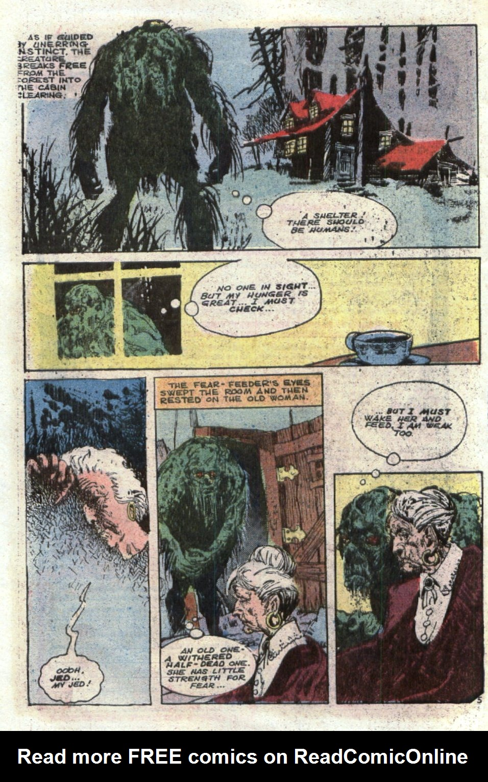 Read online Scary Tales comic -  Issue #15 - 8