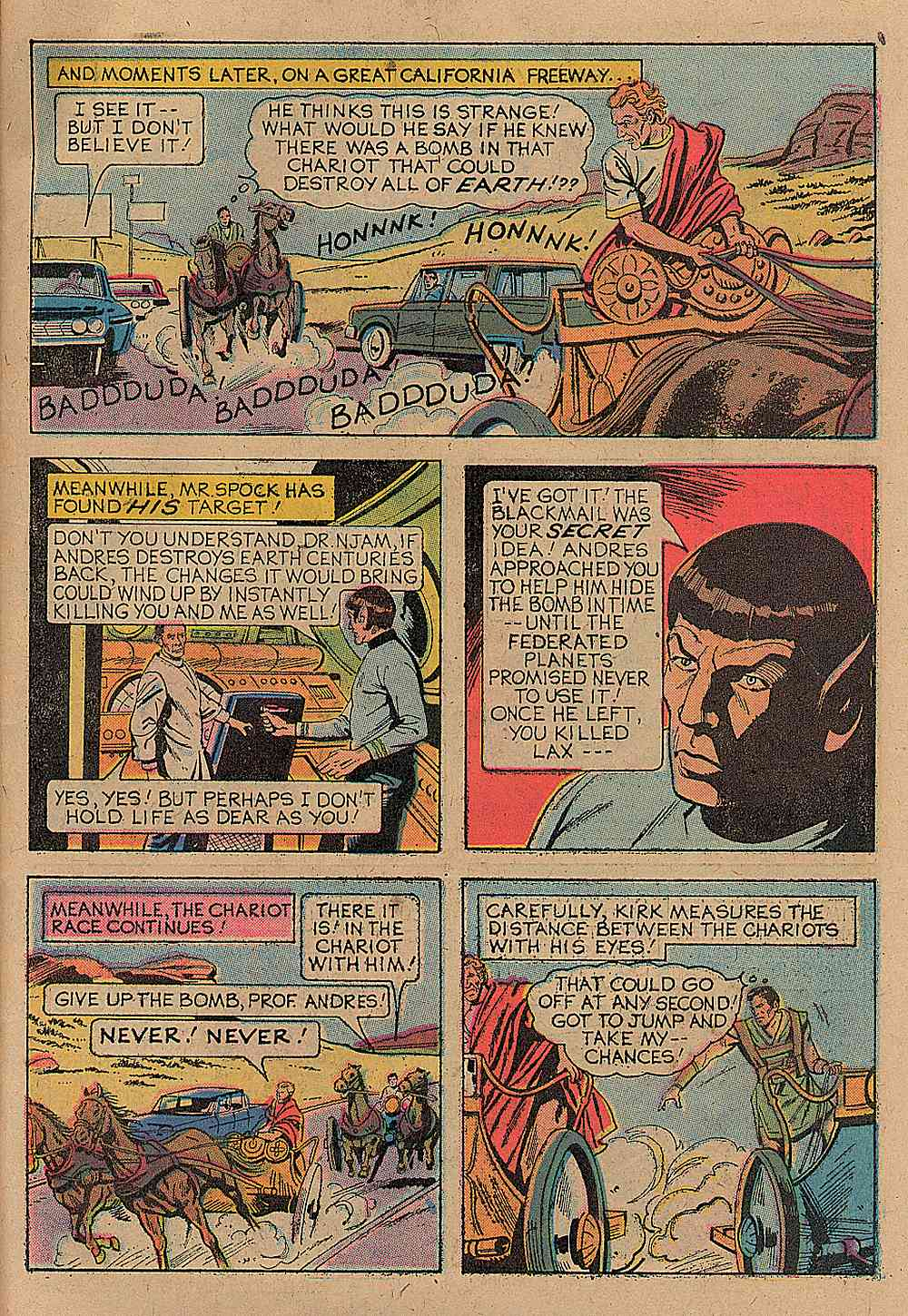 Star Trek (1967) Issue #36 #36 - English 22