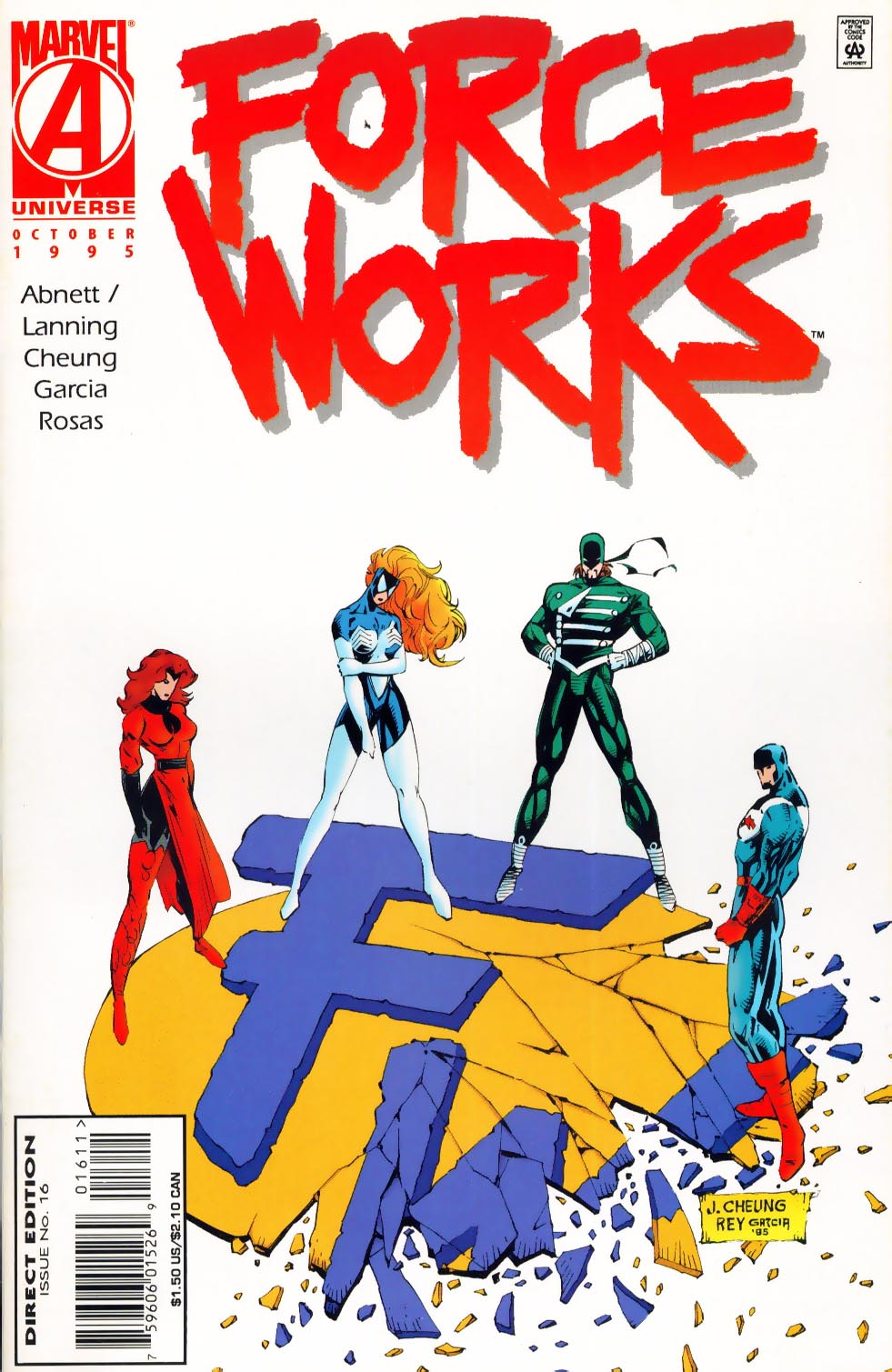 Force Works Issue #16 #16 - English 1