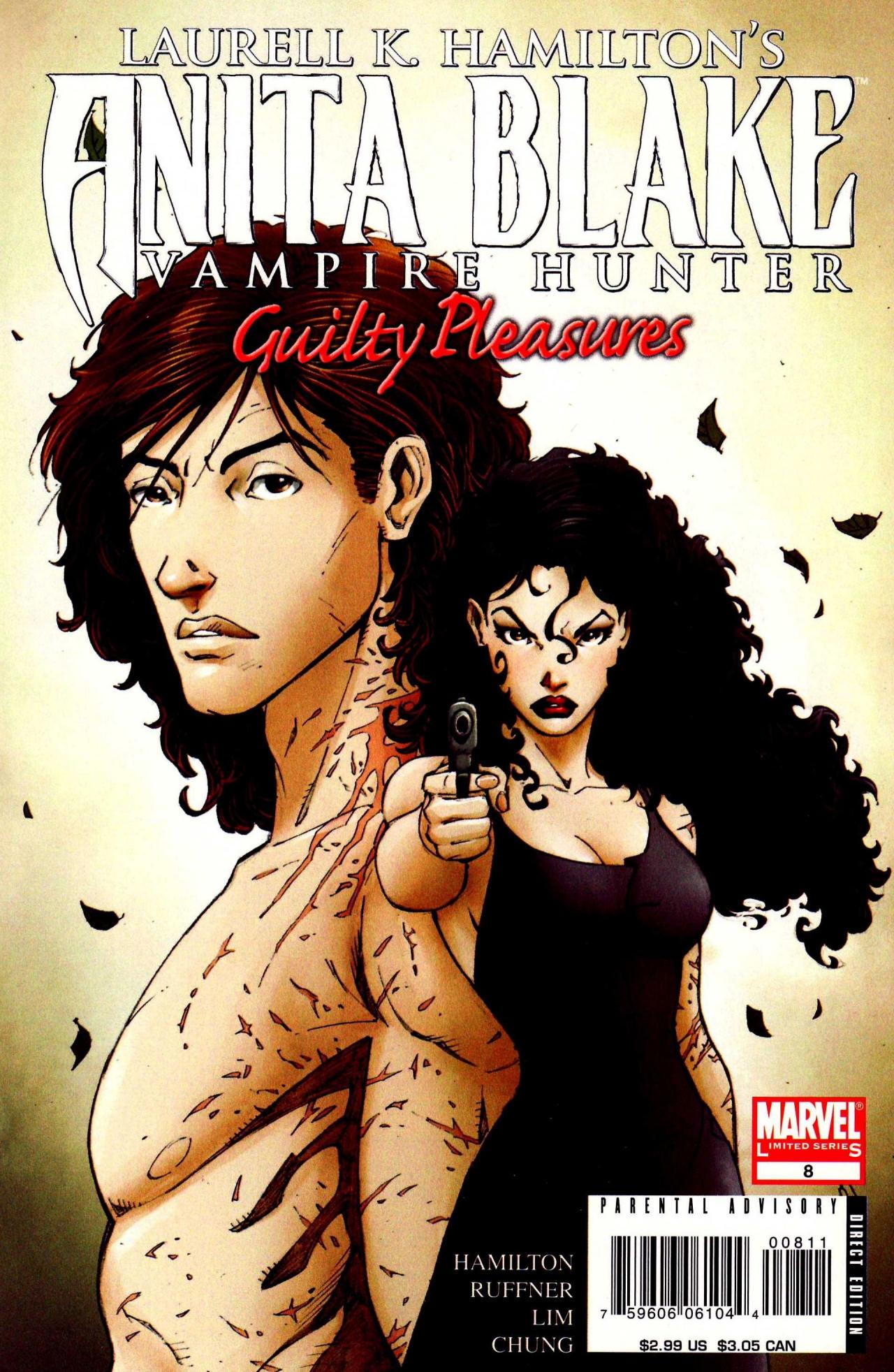Anita Blake, Vampire Hunter: Guilty Pleasures 8 Page 1