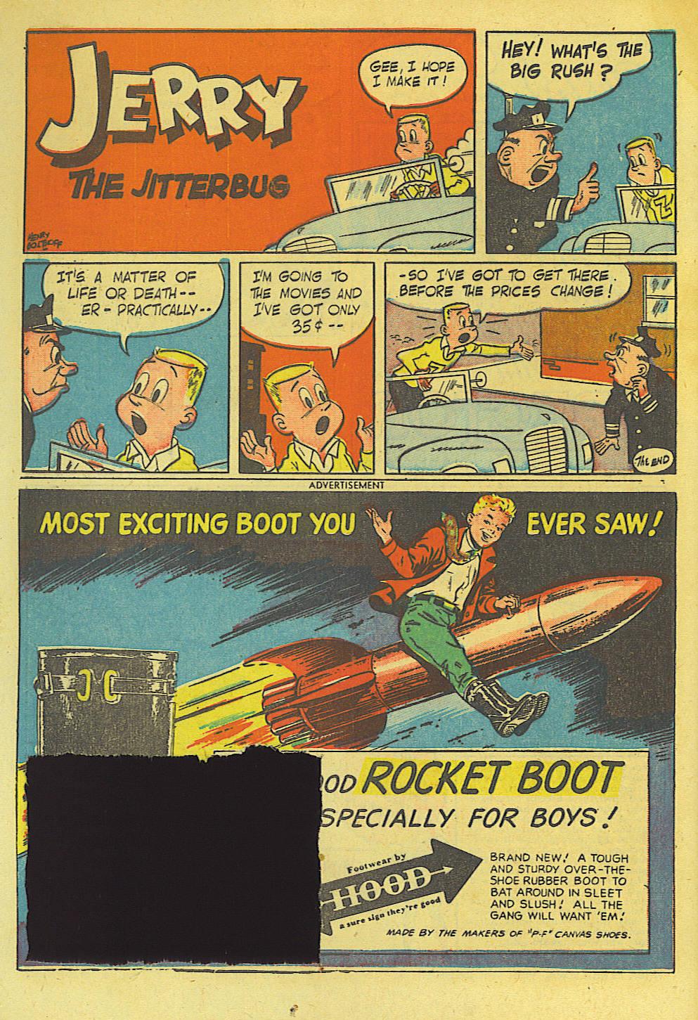 Read online Adventure Comics (1938) comic -  Issue #135 - 42