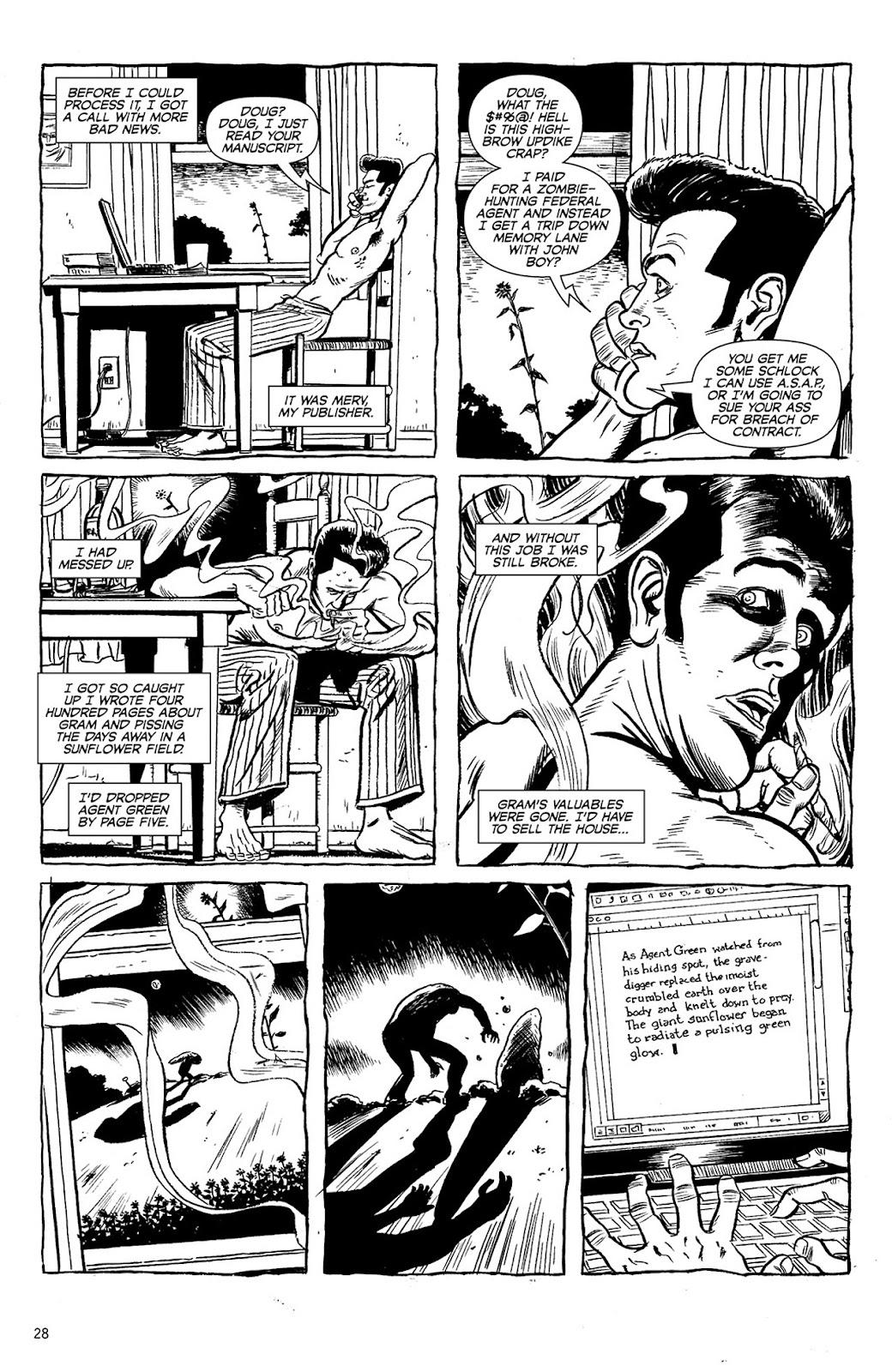 Creepy (2009) Issue #5 #5 - English 30