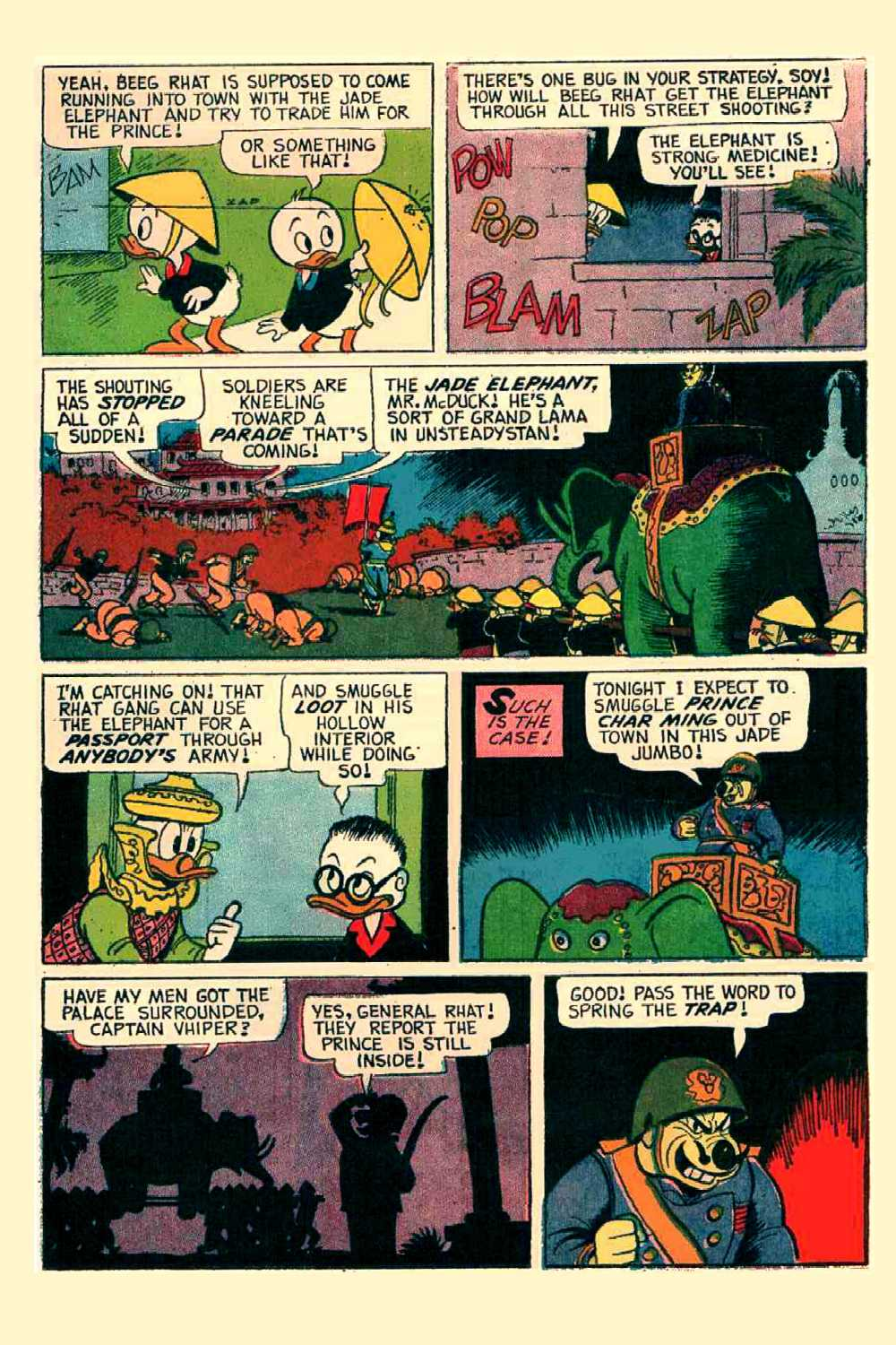 Uncle Scrooge (1953) Issue #64 #64 - English 14