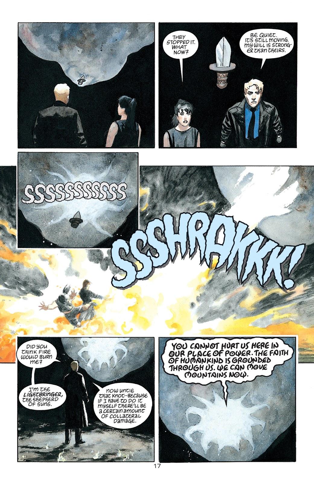 Sandman Presents: Lucifer Issue #3 #3 - English 18