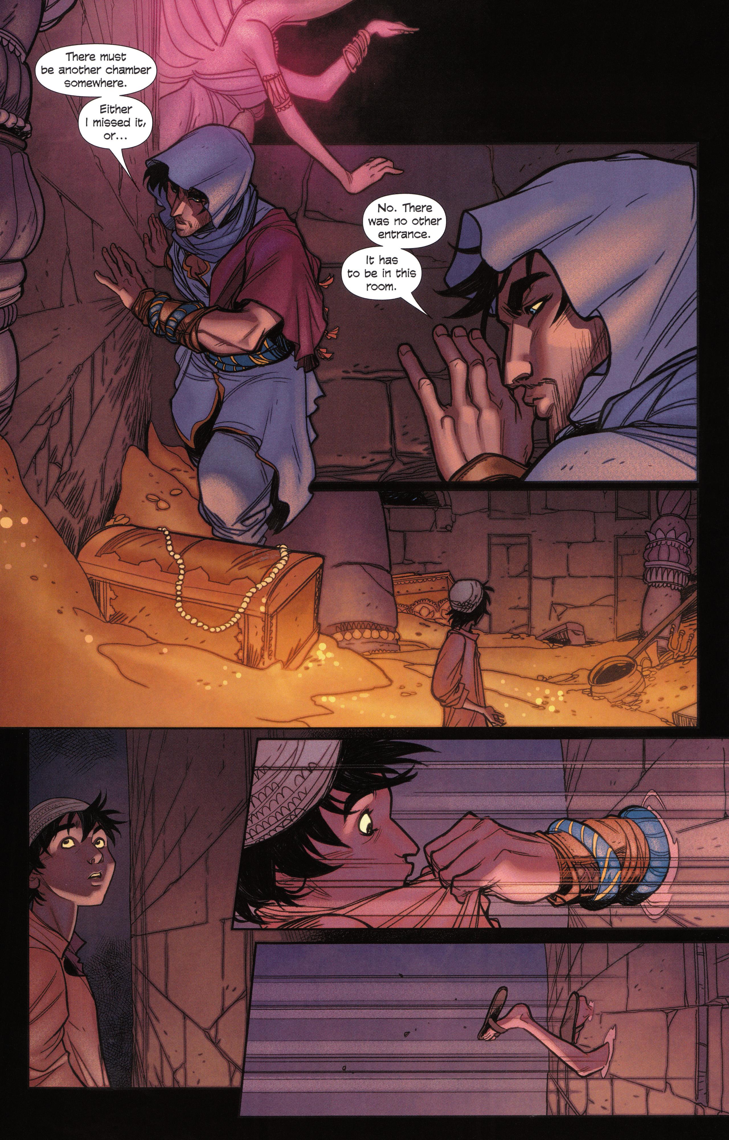 Read online Assassin's Creed Brahman comic -  Issue #Assassin's Creed Brahman Full - 54