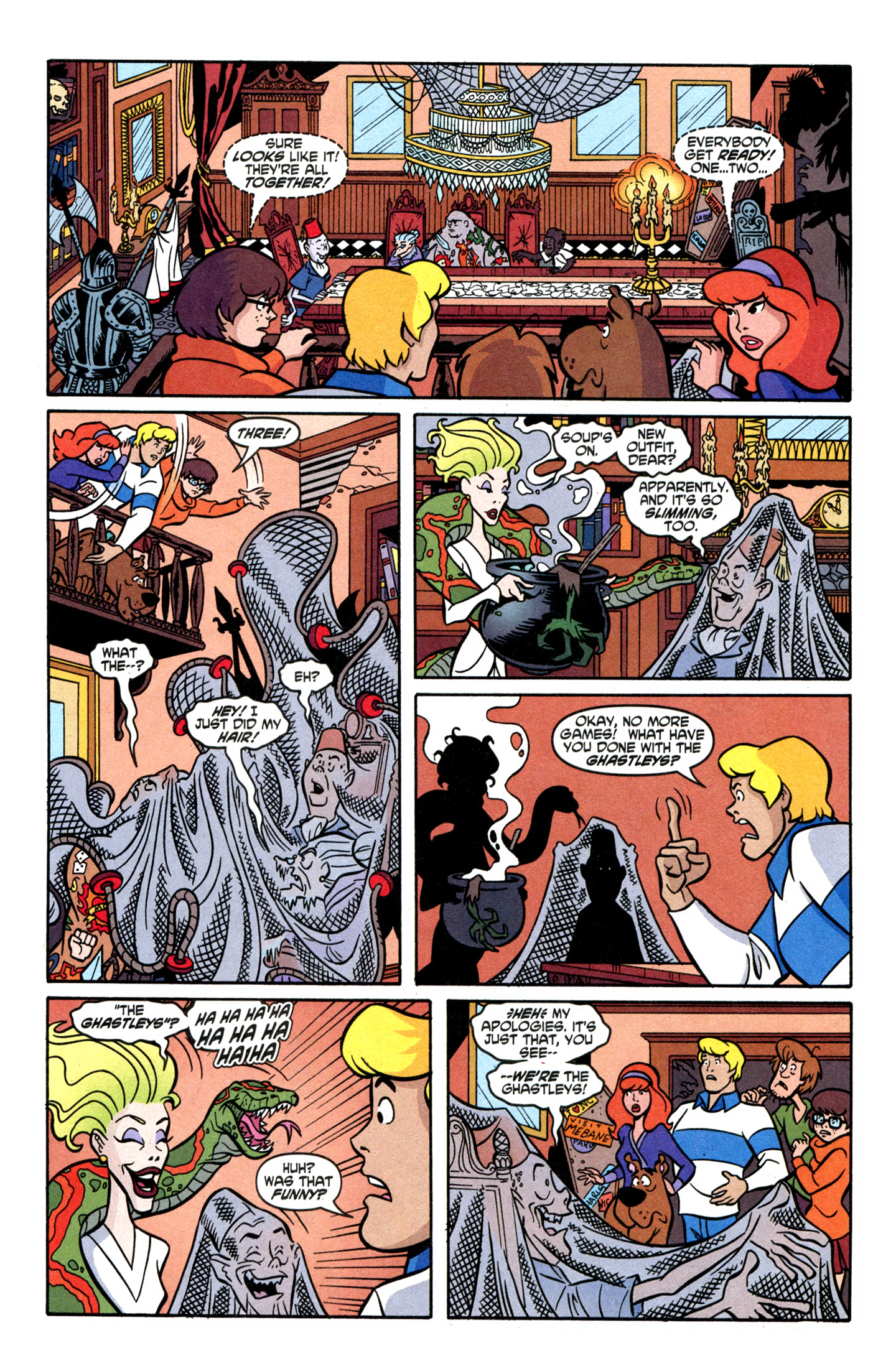 Read online Scooby-Doo (1997) comic -  Issue #107 - 8
