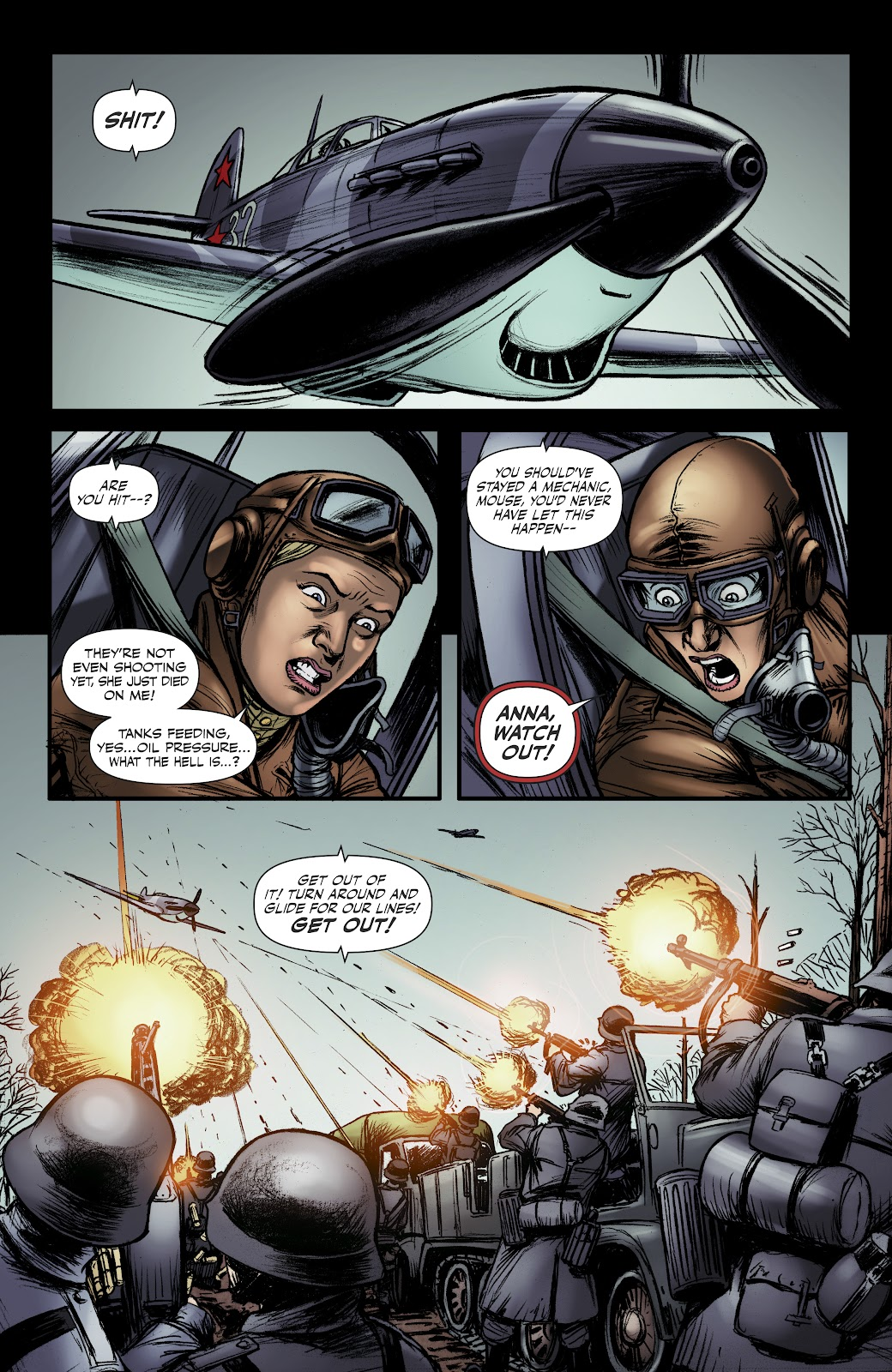 Battlefields TPB 2 #2 - English 8