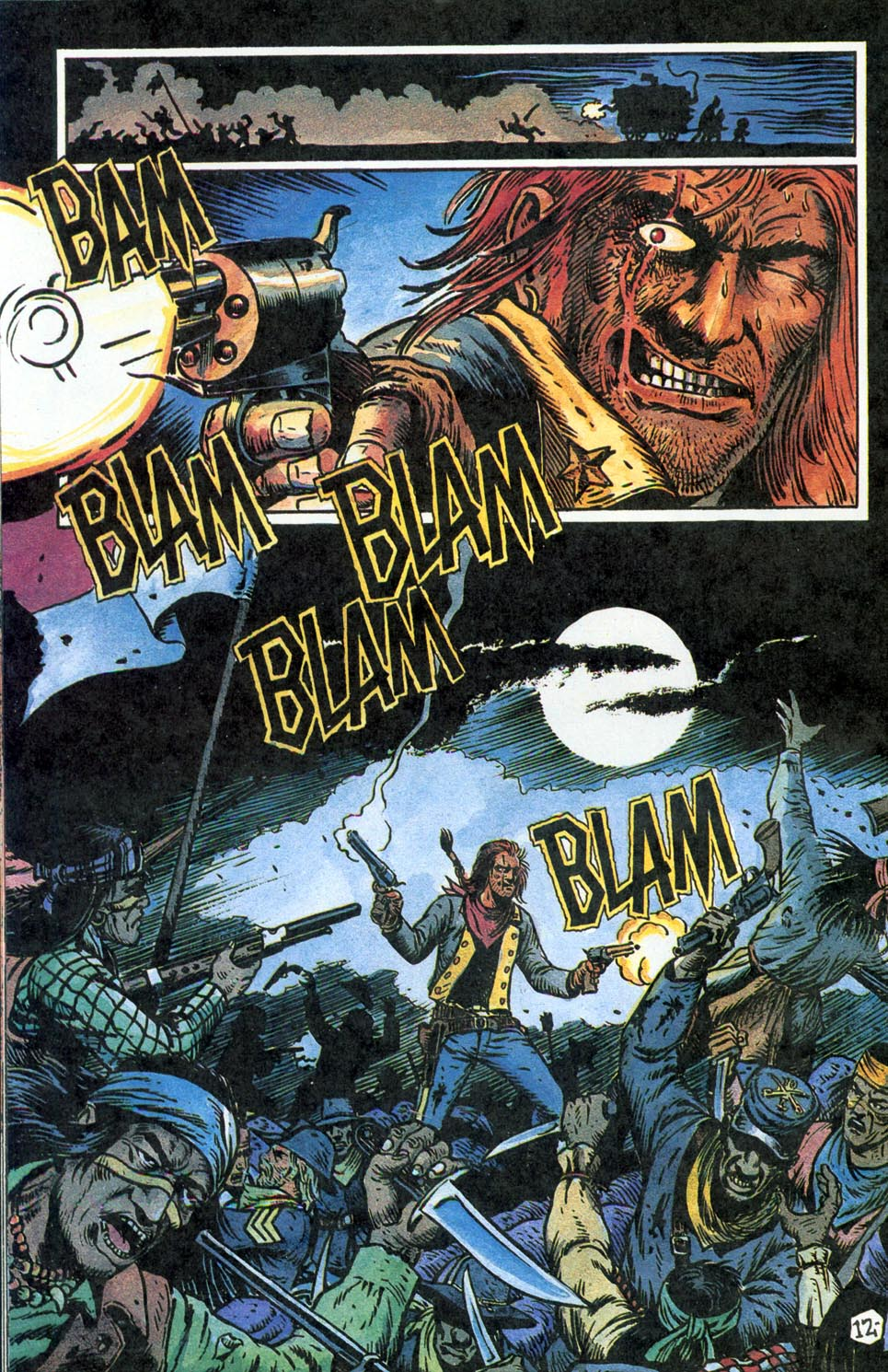 Jonah Hex: Two-Gun Mojo Issue #5 #5 - English 14