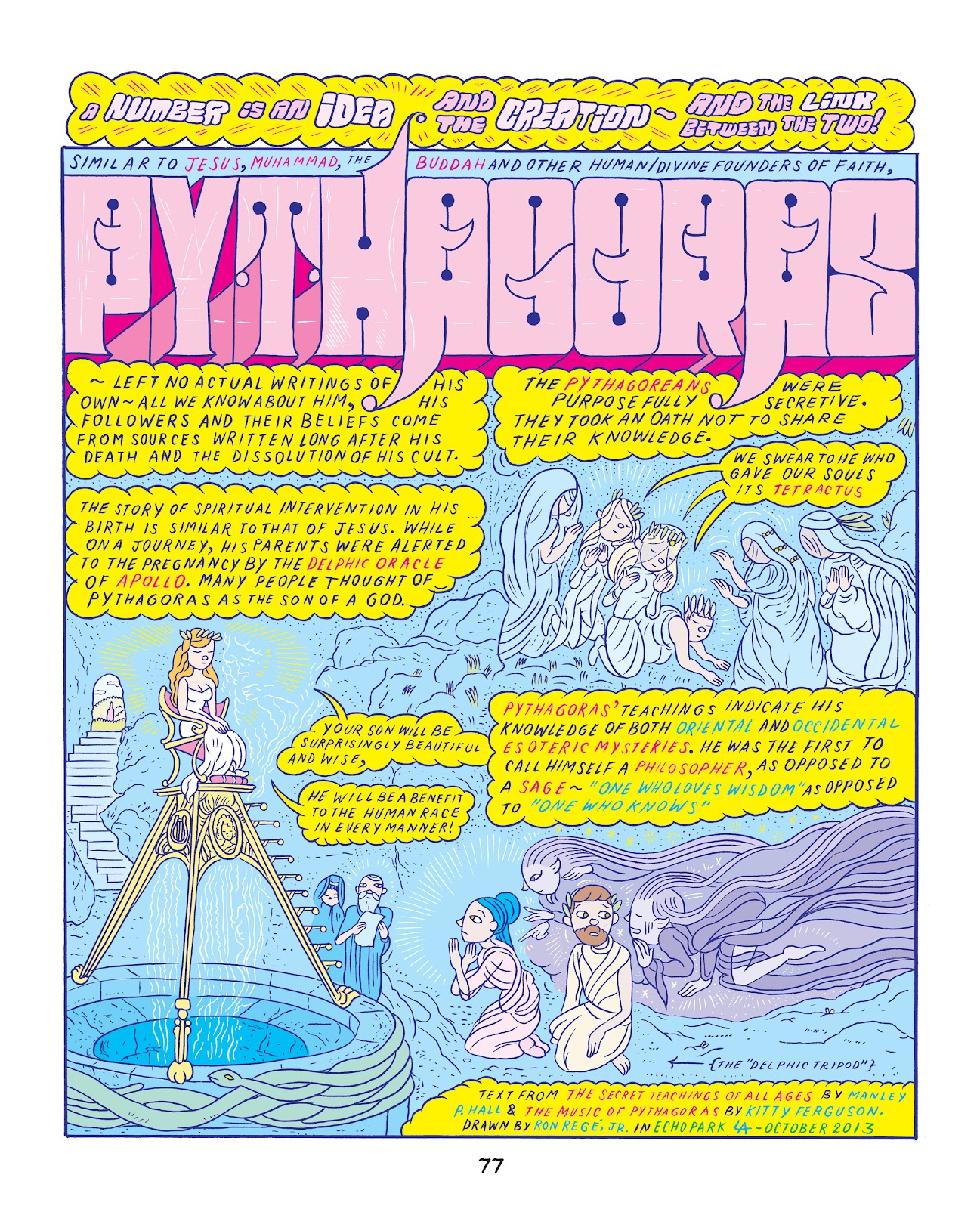 What Parsifal Saw TPB #1 - English 81