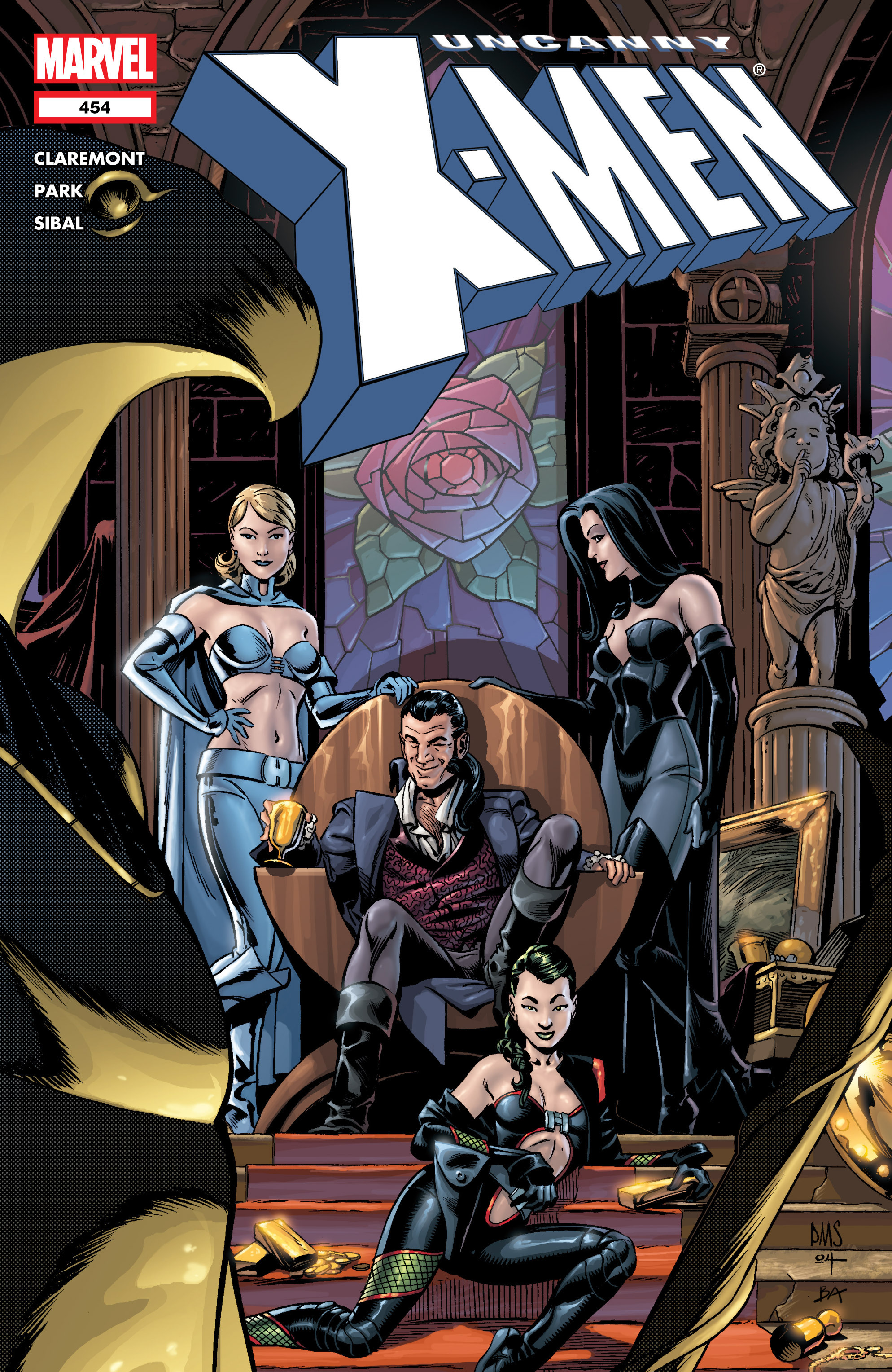 Uncanny X-Men (1963) 454 Page 1