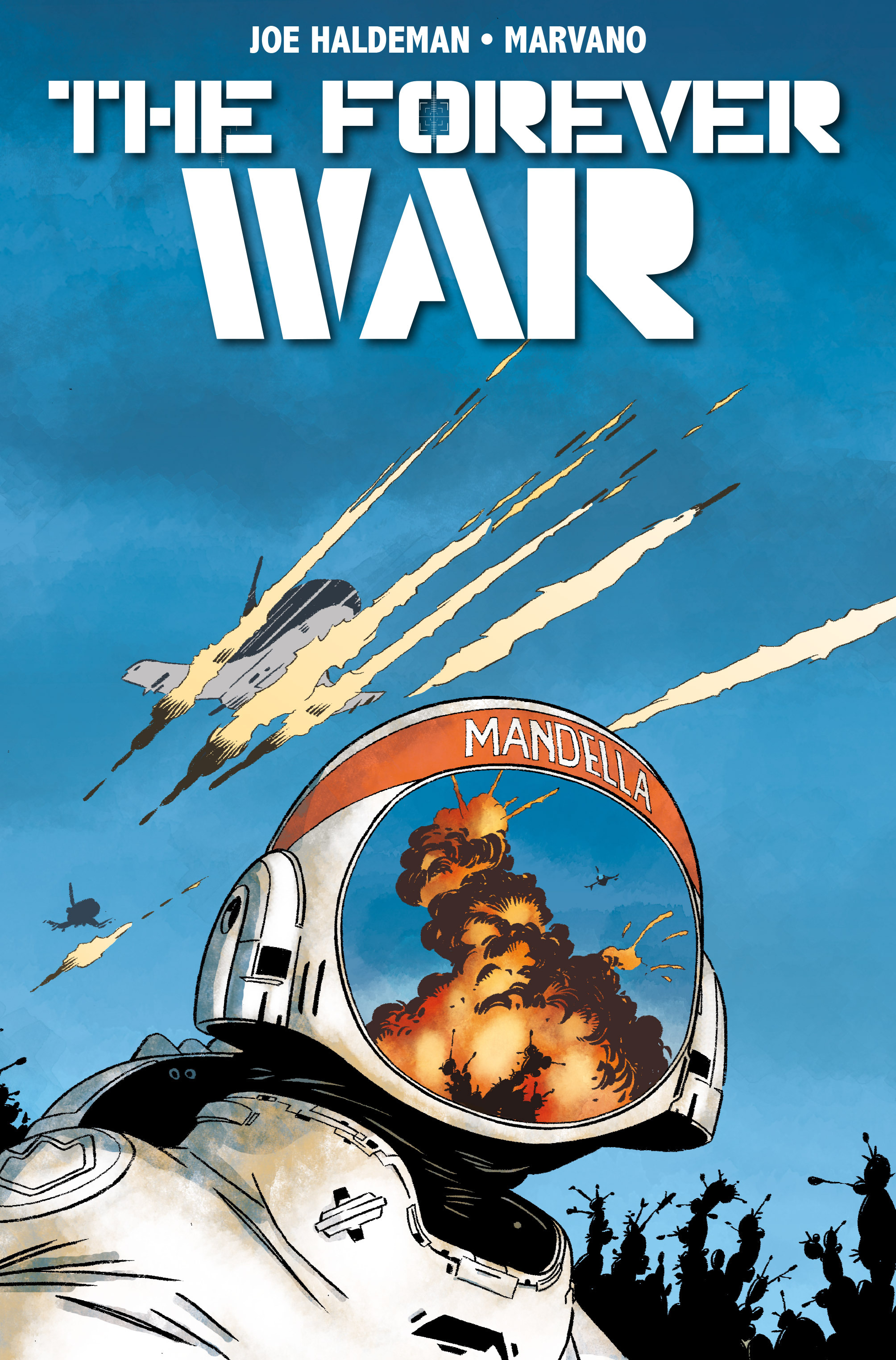 The Forever War (2017) #1 #6 - English 1