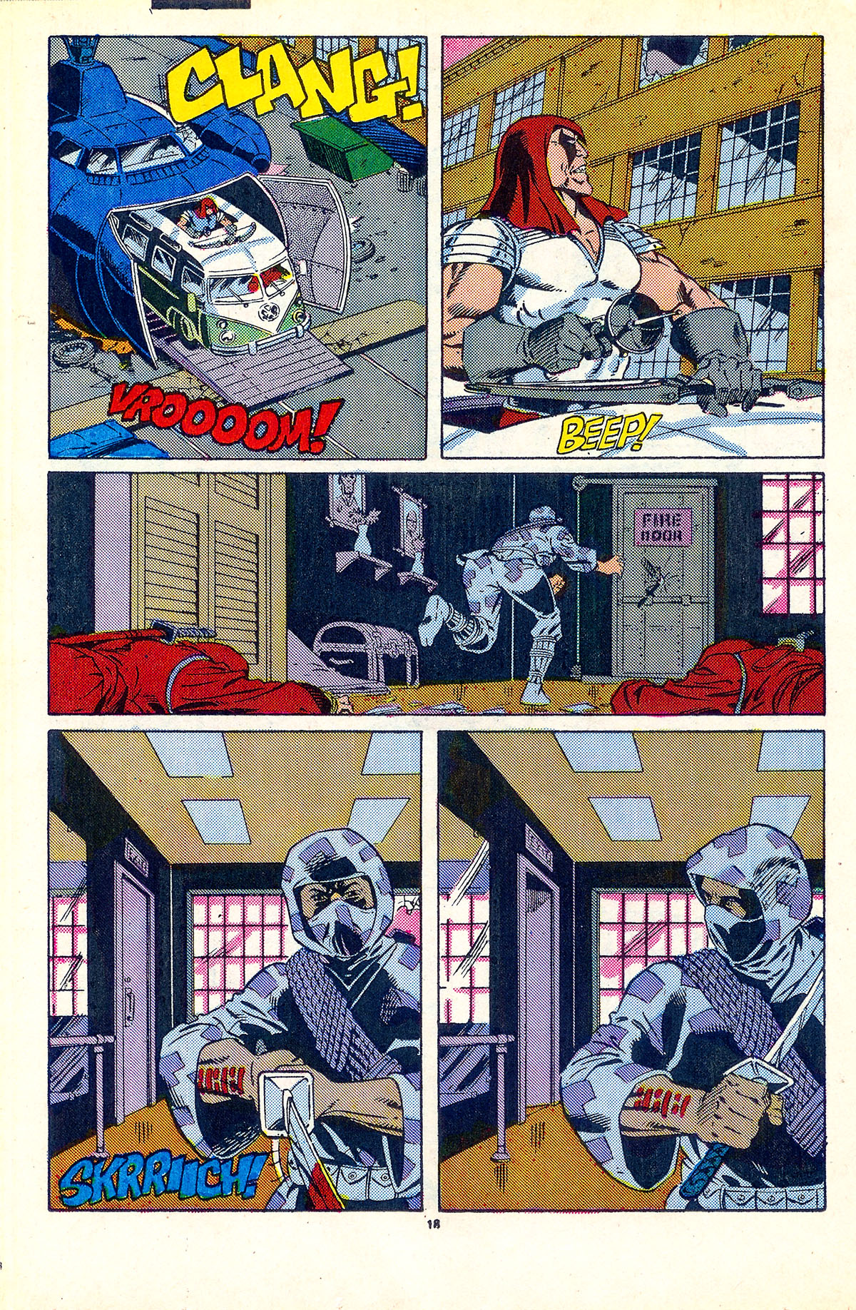 G.I. Joe: A Real American Hero 85 Page 14