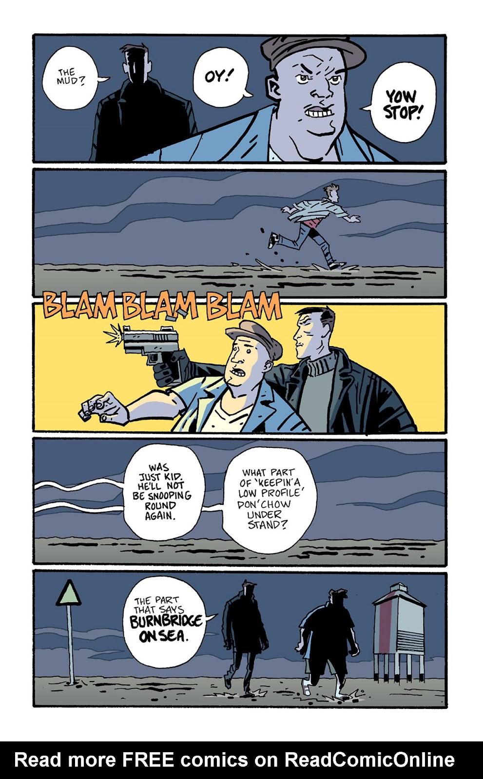 Mudman Issue #2 #2 - English 8