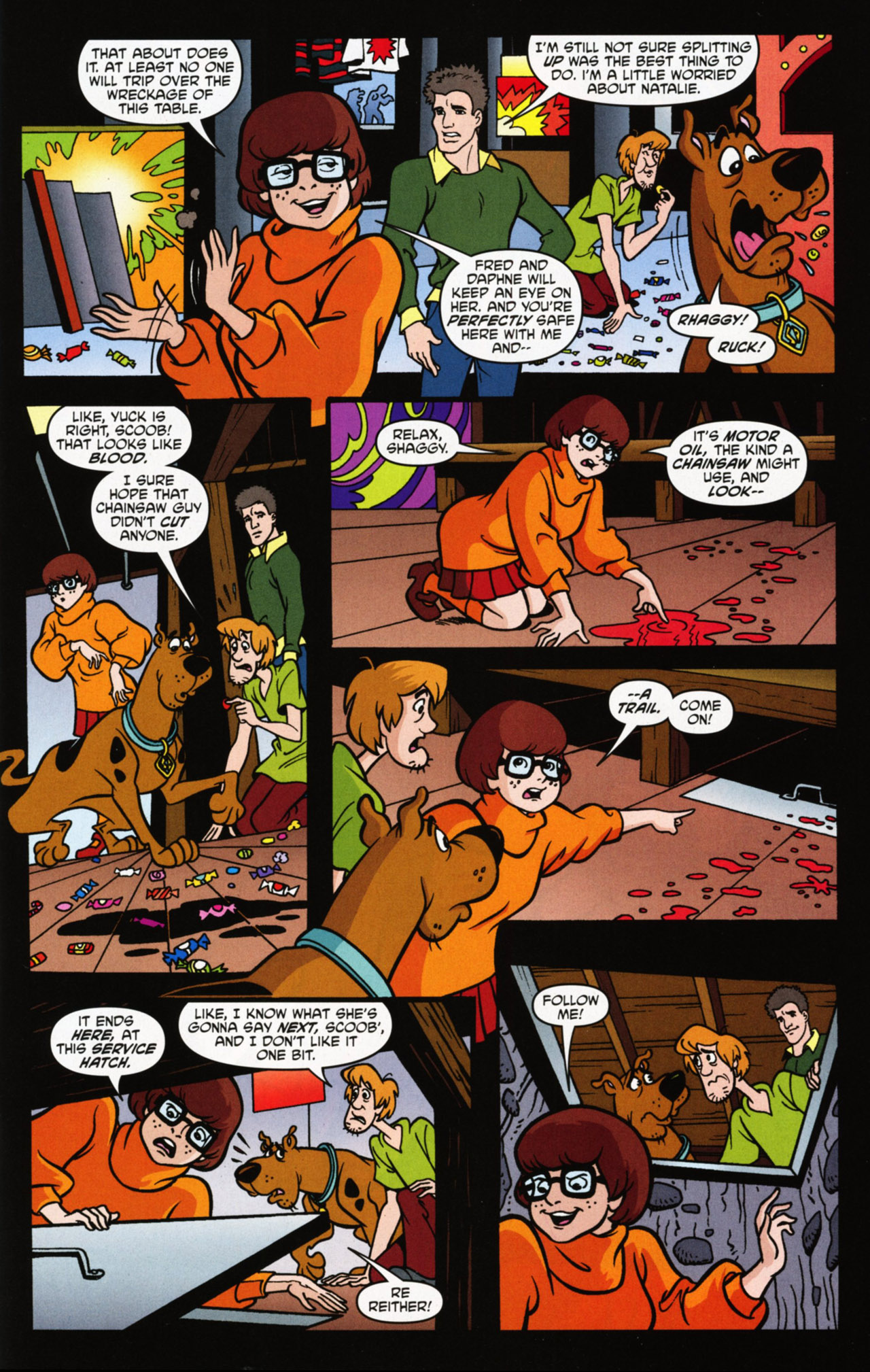 Read online Scooby-Doo (1997) comic -  Issue #159 - 18