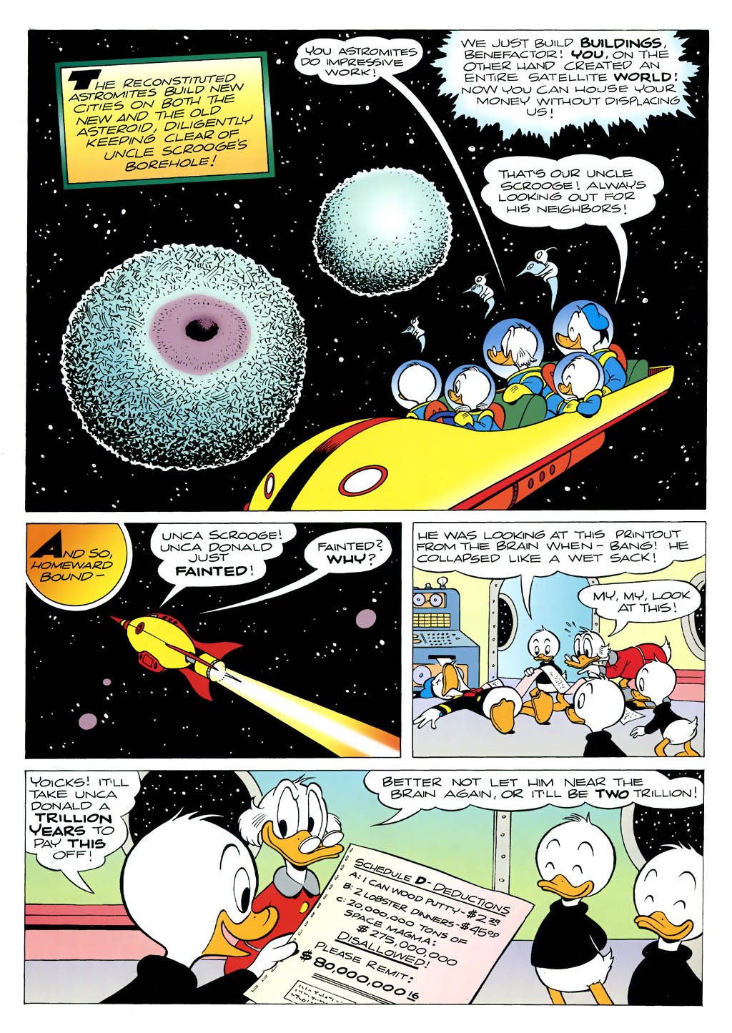 Uncle Scrooge (1953) Issue #322 #322 - English 18