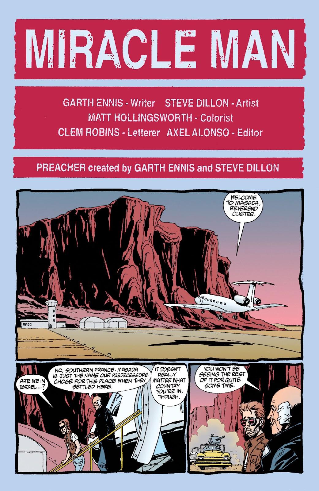 Preacher Issue #17 #26 - English 4