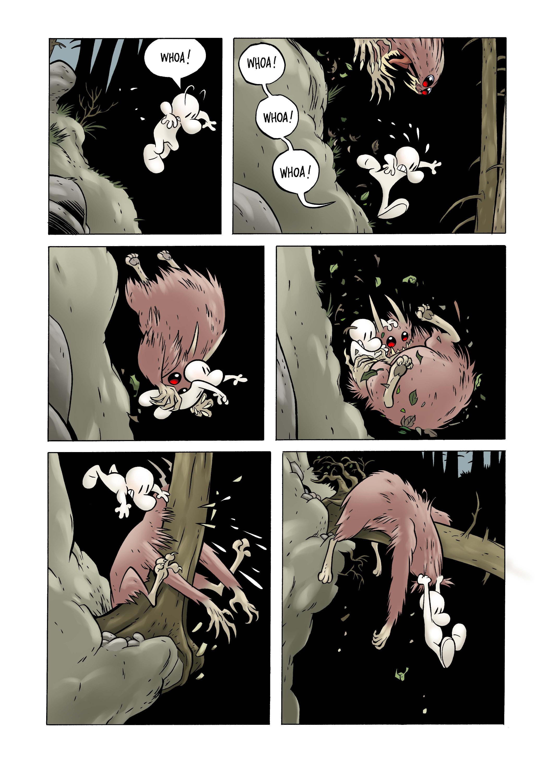 Bone (1991) 10 Page 9