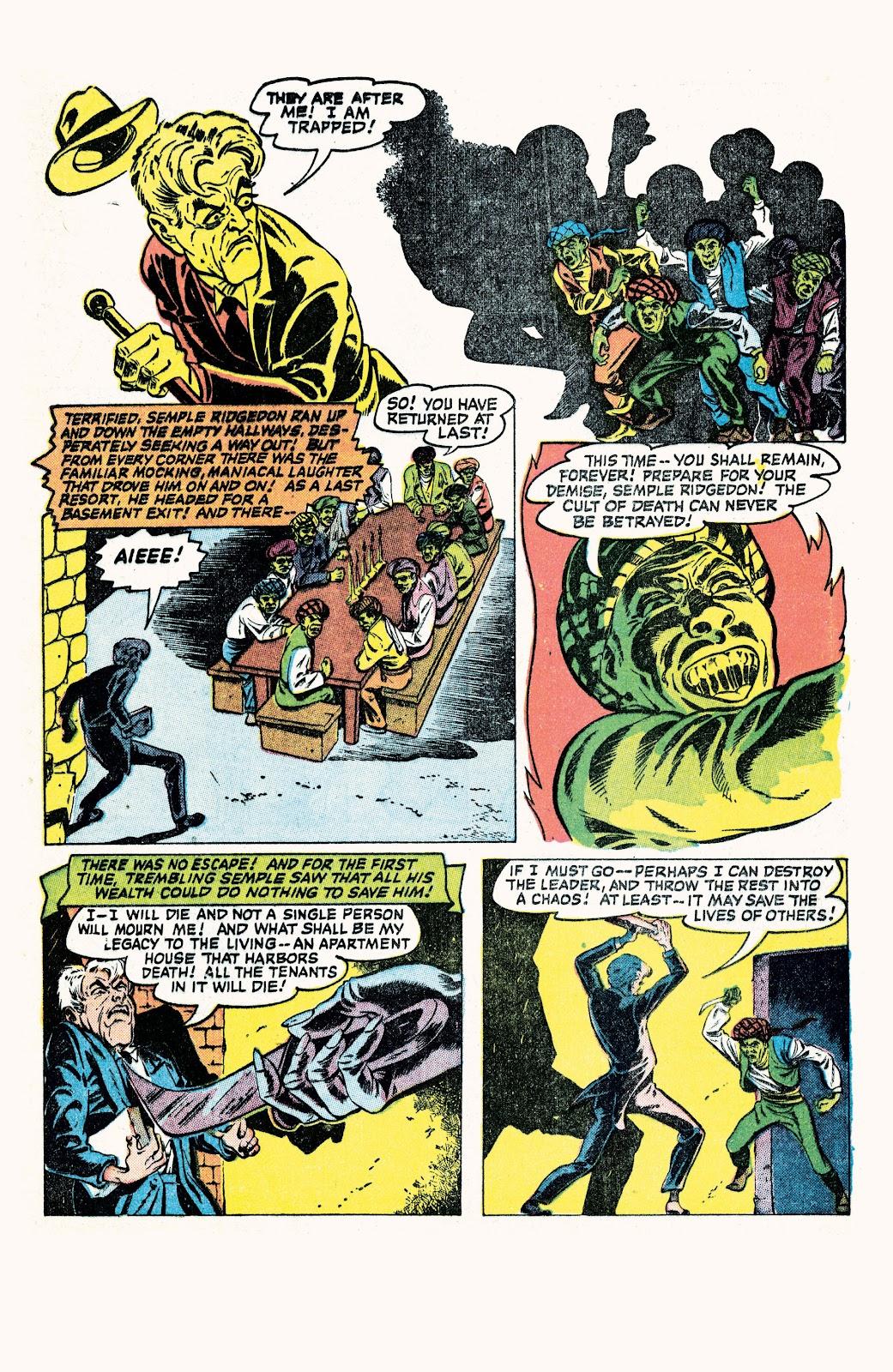 Haunted Horror Issue #10 #10 - English 12
