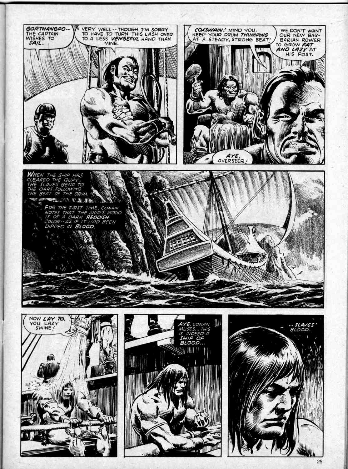 The Savage Sword Of Conan Issue #59 #60 - English 25