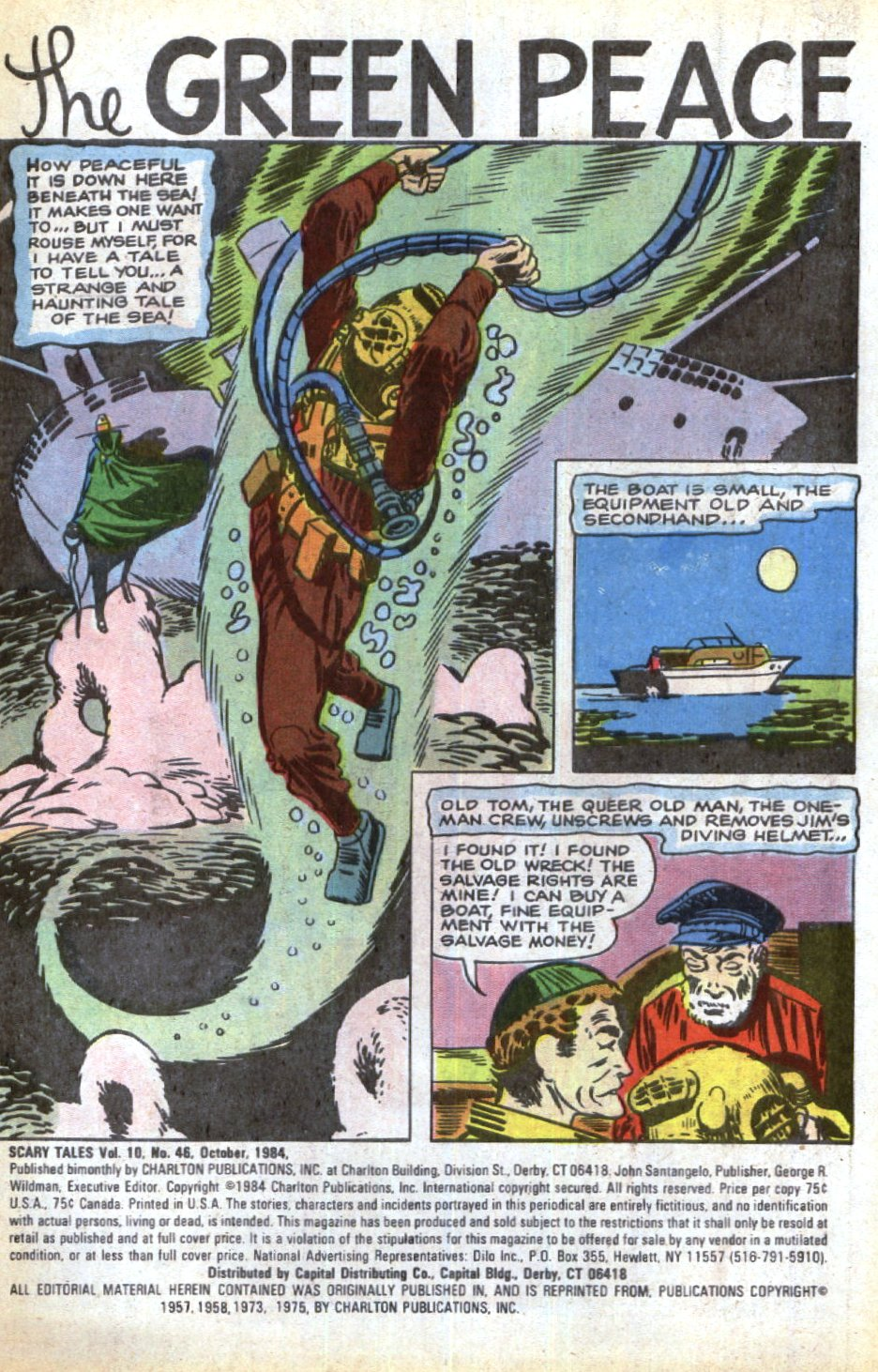 Read online Scary Tales comic -  Issue #46 - 3