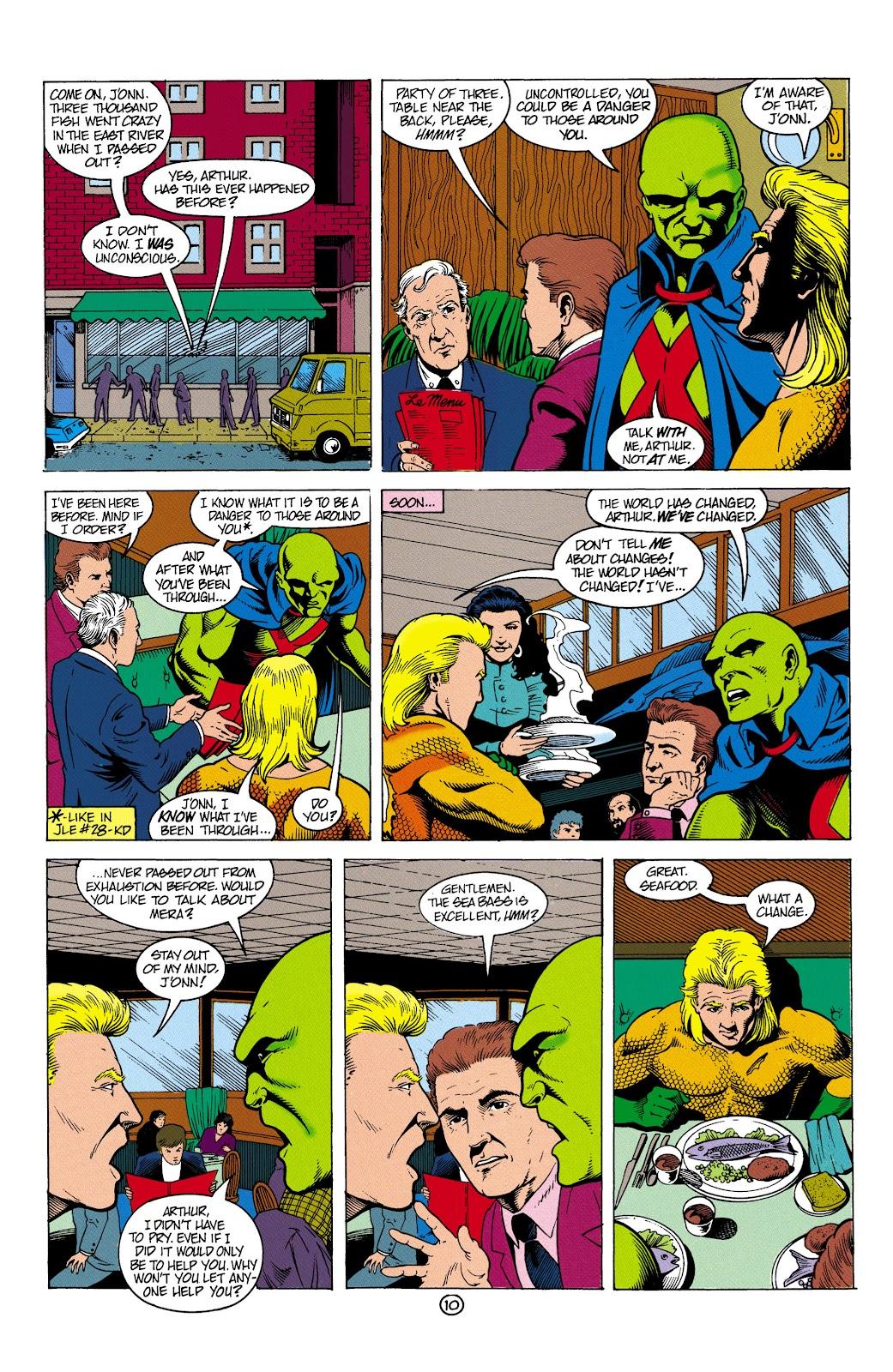 Aquaman (1991) Issue #5 #5 - English 11