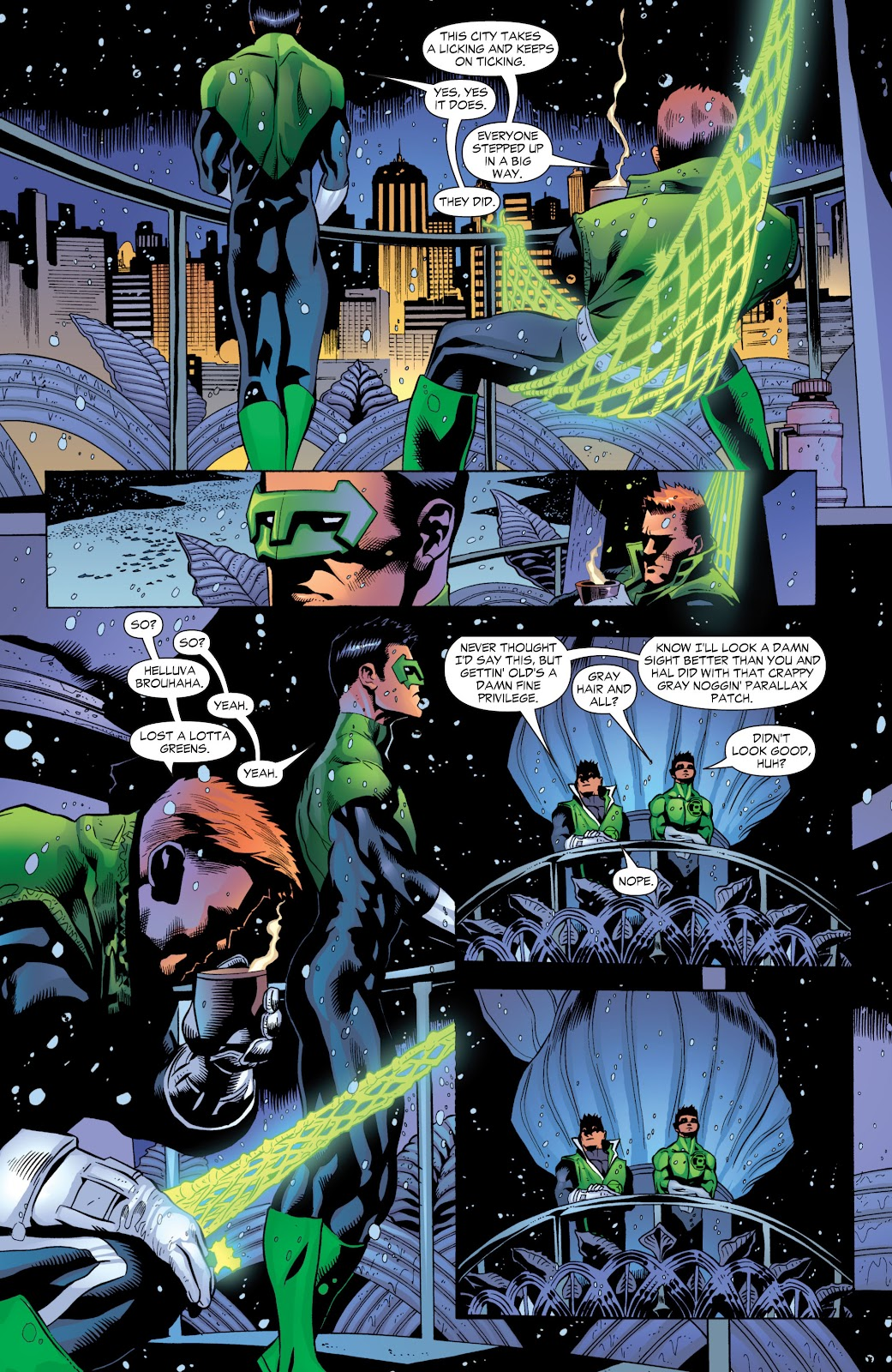 Green Lantern: The Sinestro Corps War Full #1 - English 300