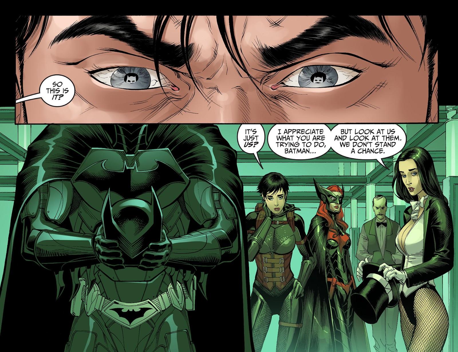 Injustice: Gods Among Us Year Four Issue #4 #5 - English 19