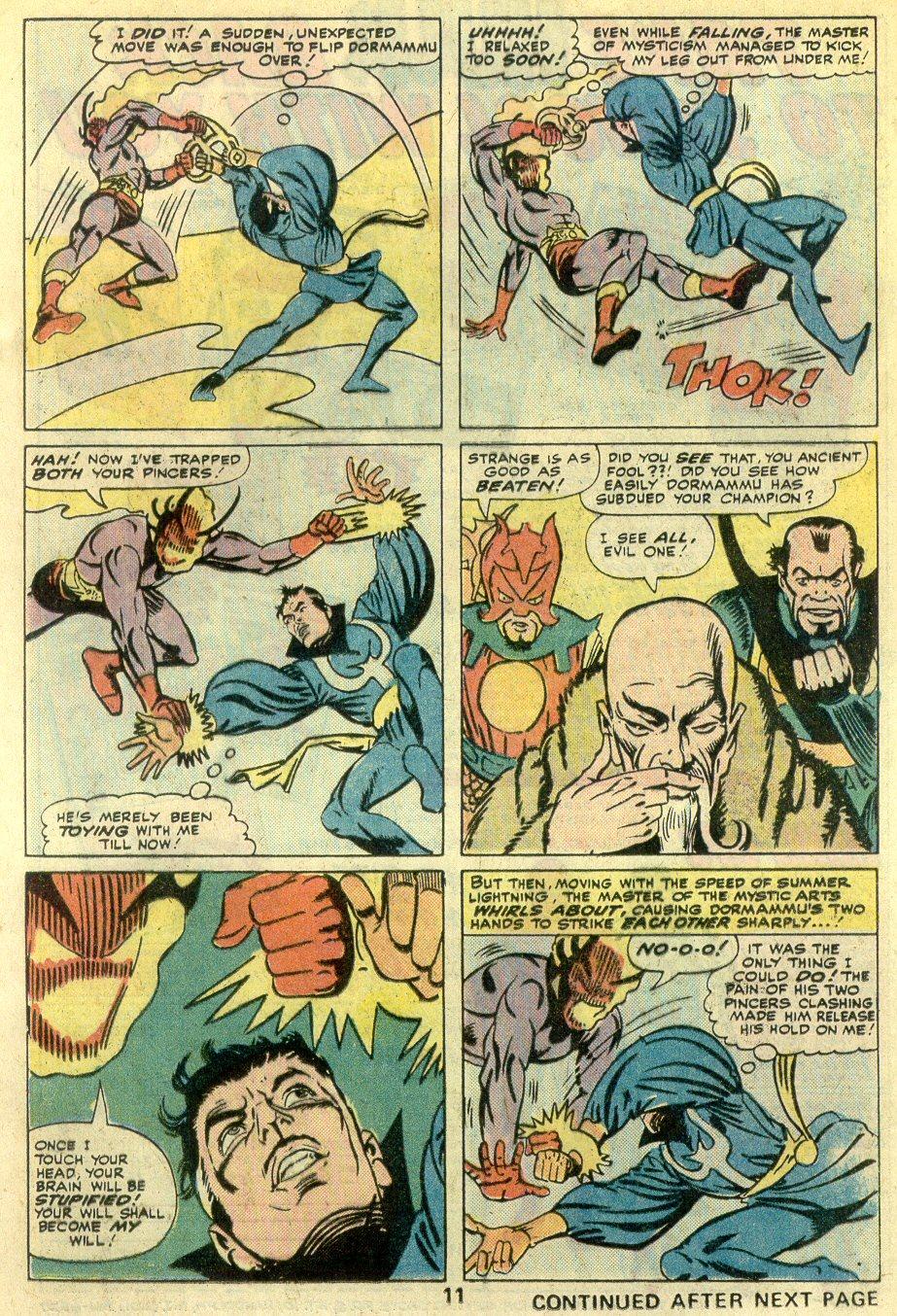 Strange Tales (1951) Issue #188 #190 - English 13