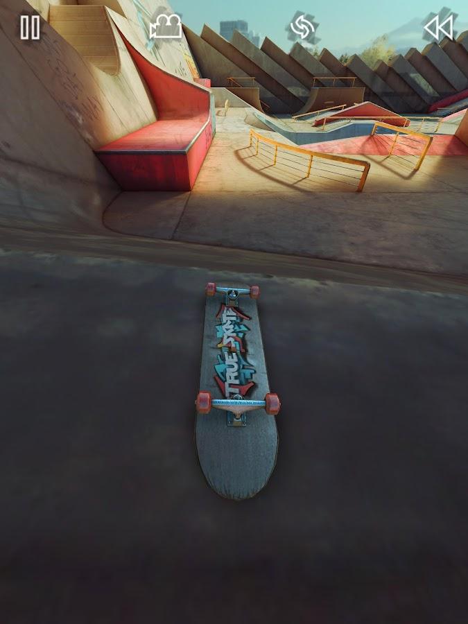 True Skate v1.02 APK Download