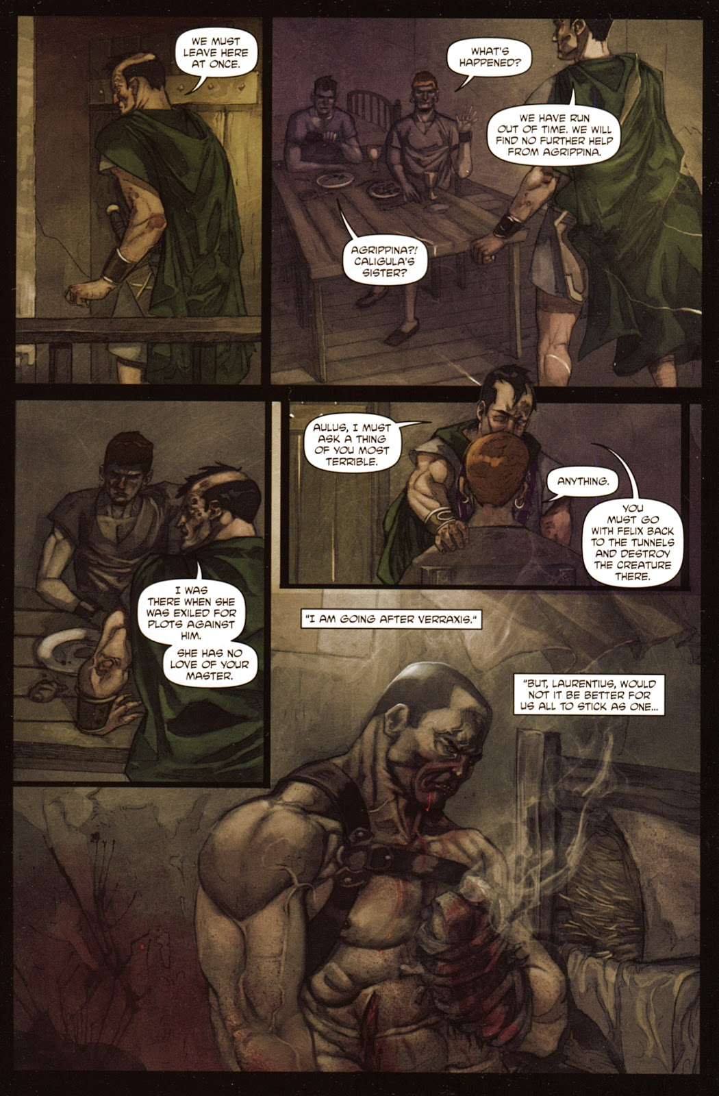 Caligula: Heart of Rome Issue #5 #5 - English 20