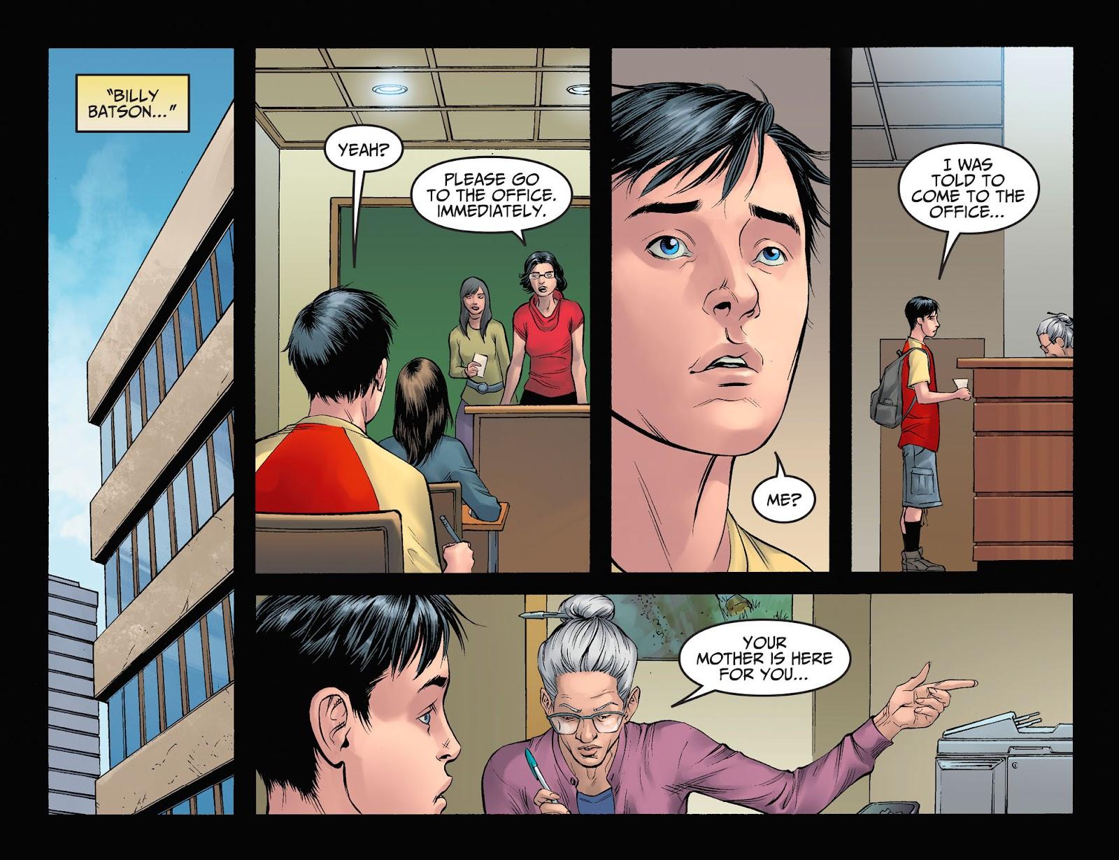 Injustice: Gods Among Us Year Four Issue #3 #4 - English 13