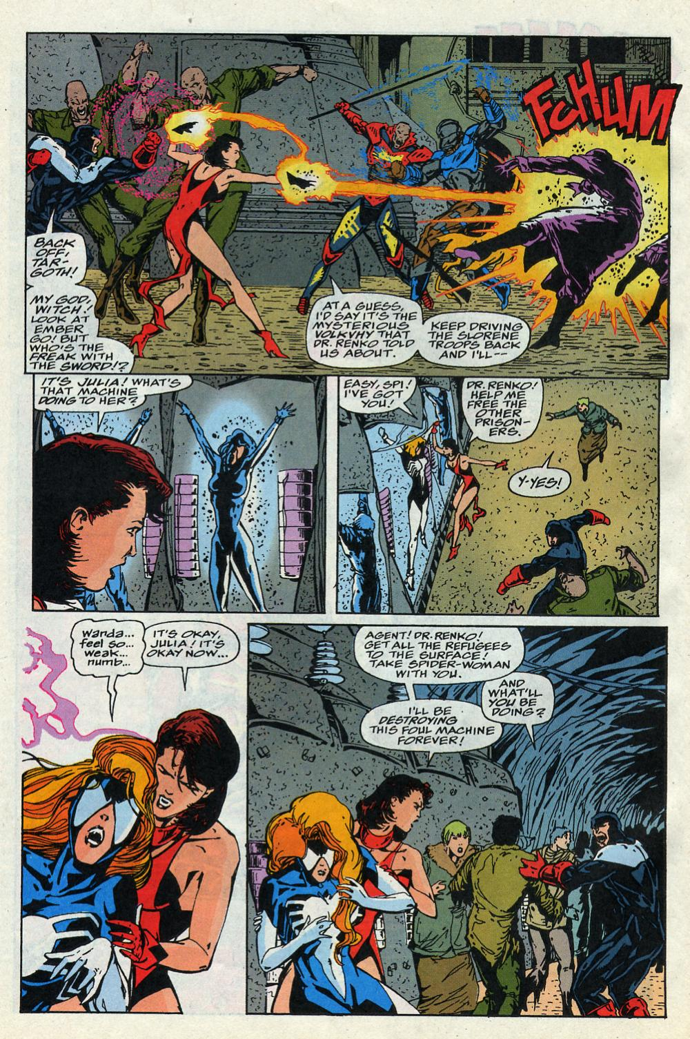 Force Works Issue #12 #12 - English 11