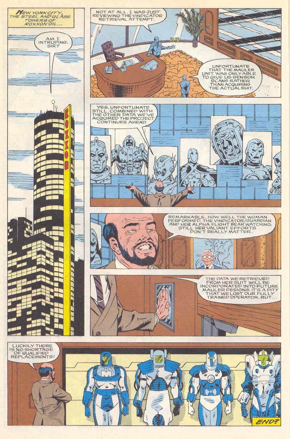 Alpha Flight (1983) 113 Page 22