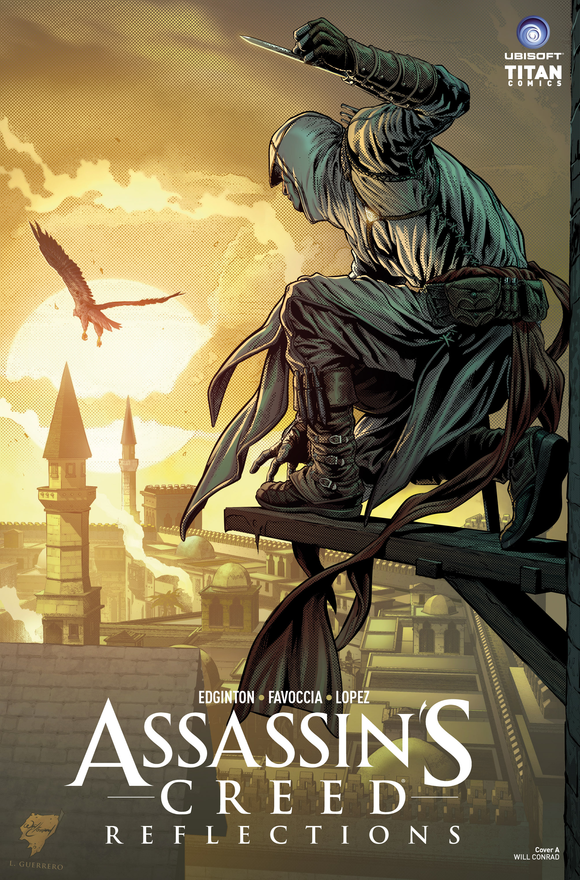 Assassins Creed: Reflections 2 Page 1