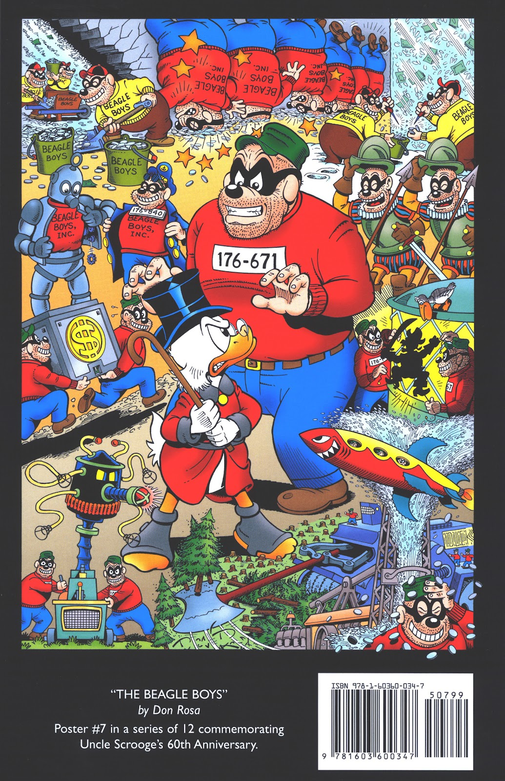 Uncle Scrooge (1953) Issue #378 #378 - English 68
