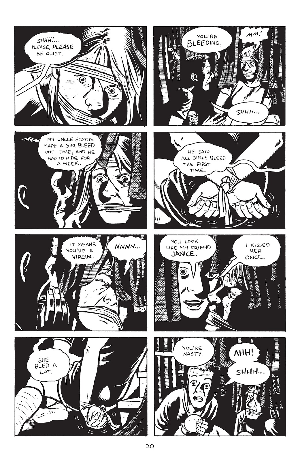 Stray Bullets Issue #28 #28 - English 22