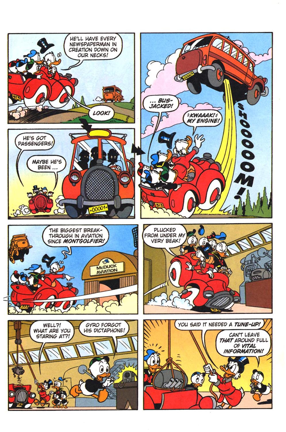 Uncle Scrooge (1953) Issue #307 #307 - English 5