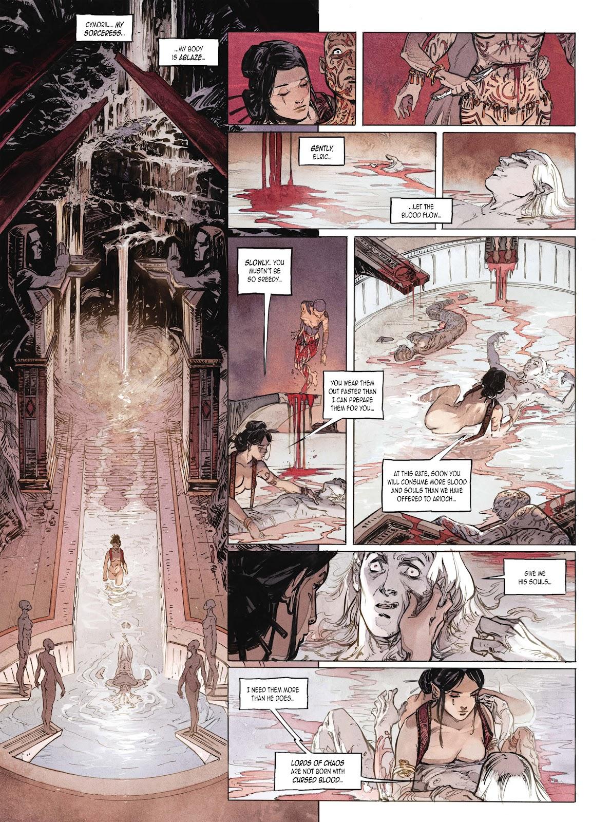 Elric (2014) TPB 1 #1 - English 21