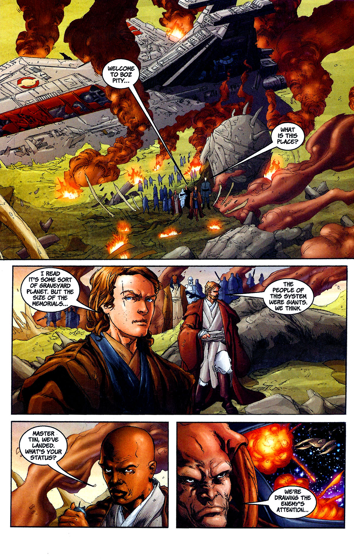 Star Wars: Obsession #4 #4 - English 16
